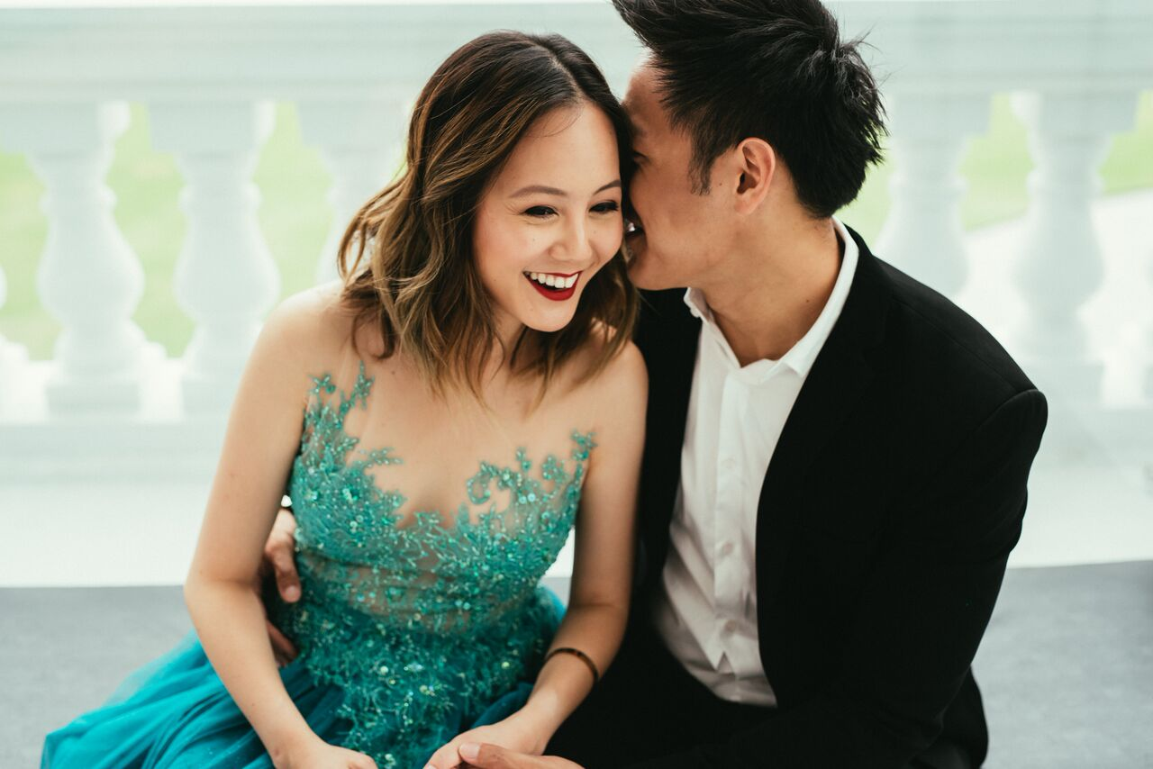 Marie & Nic's Pre-wedding Shoot by The Beautiful Moment Photography