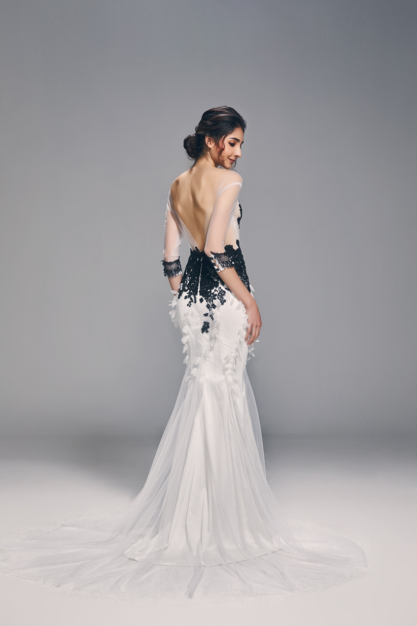 Photograph by Singapore Brides (Fall/ Winter 2018 Lookbook)