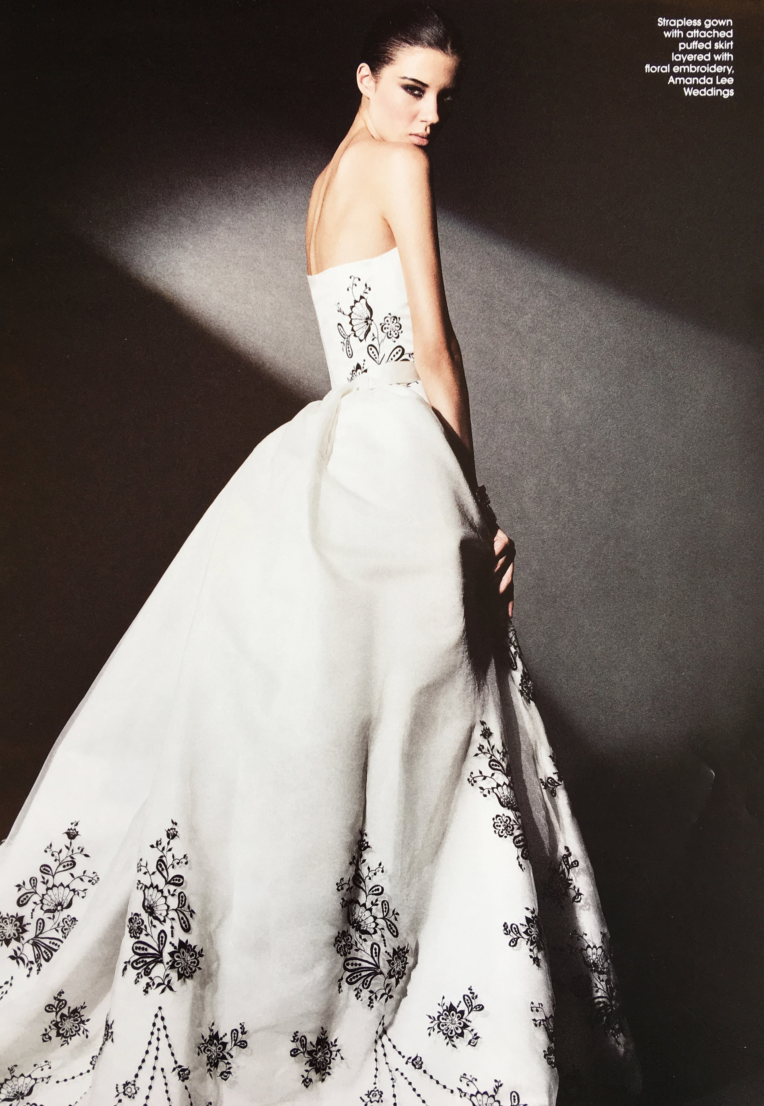 - Fans of Audrey Hepburn would have been familiar with the stunning embroidered gown she wore in the movie