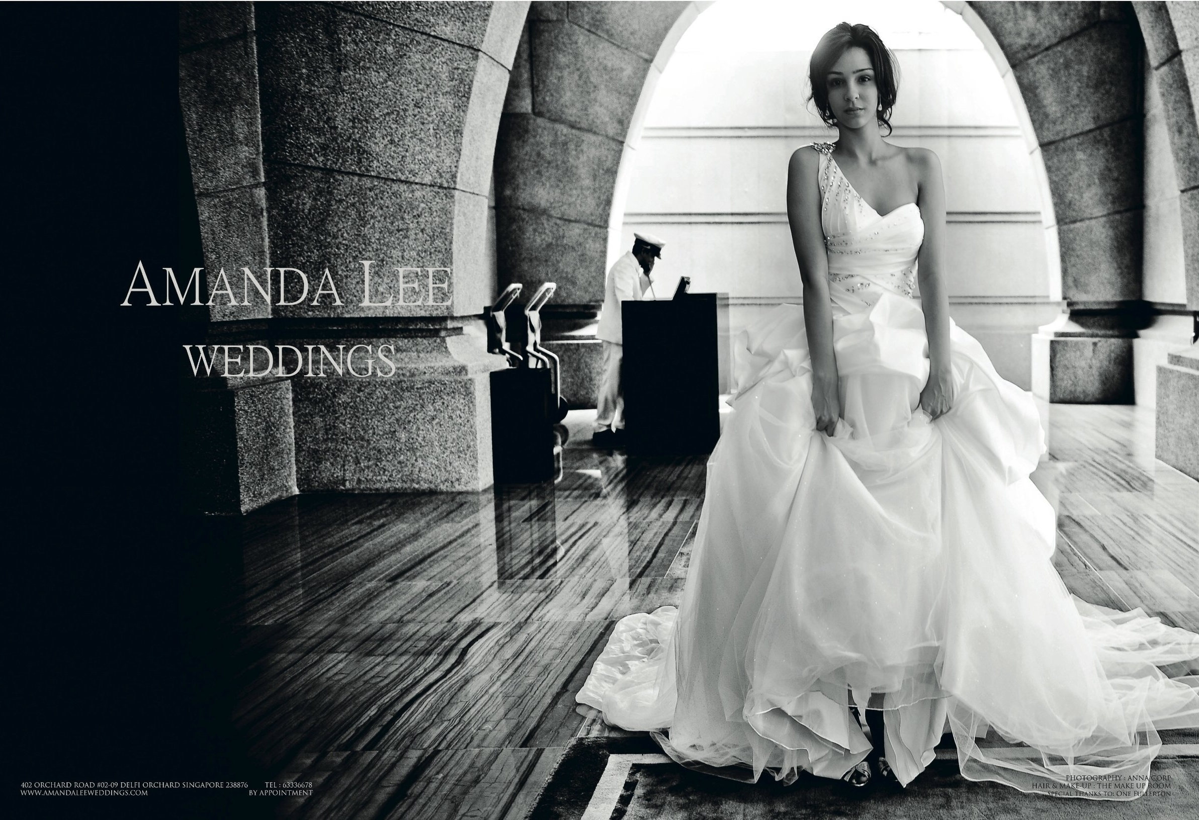"""- Toga, crystals embellishments, layers, textures etc etc... following this campaign, brides became more receptive of asymmetrical details, and began exploring interesting design elements. The classic ballgown also took a twist here. There's just enough """"oomph"""" in the design that somehow still gives a youthful and elegant look, which worked very well for our brides."""