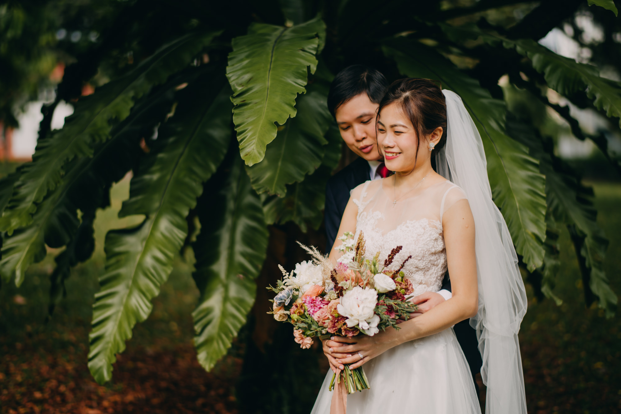 Wedding day of Priscilla and Brian by Kai Picture