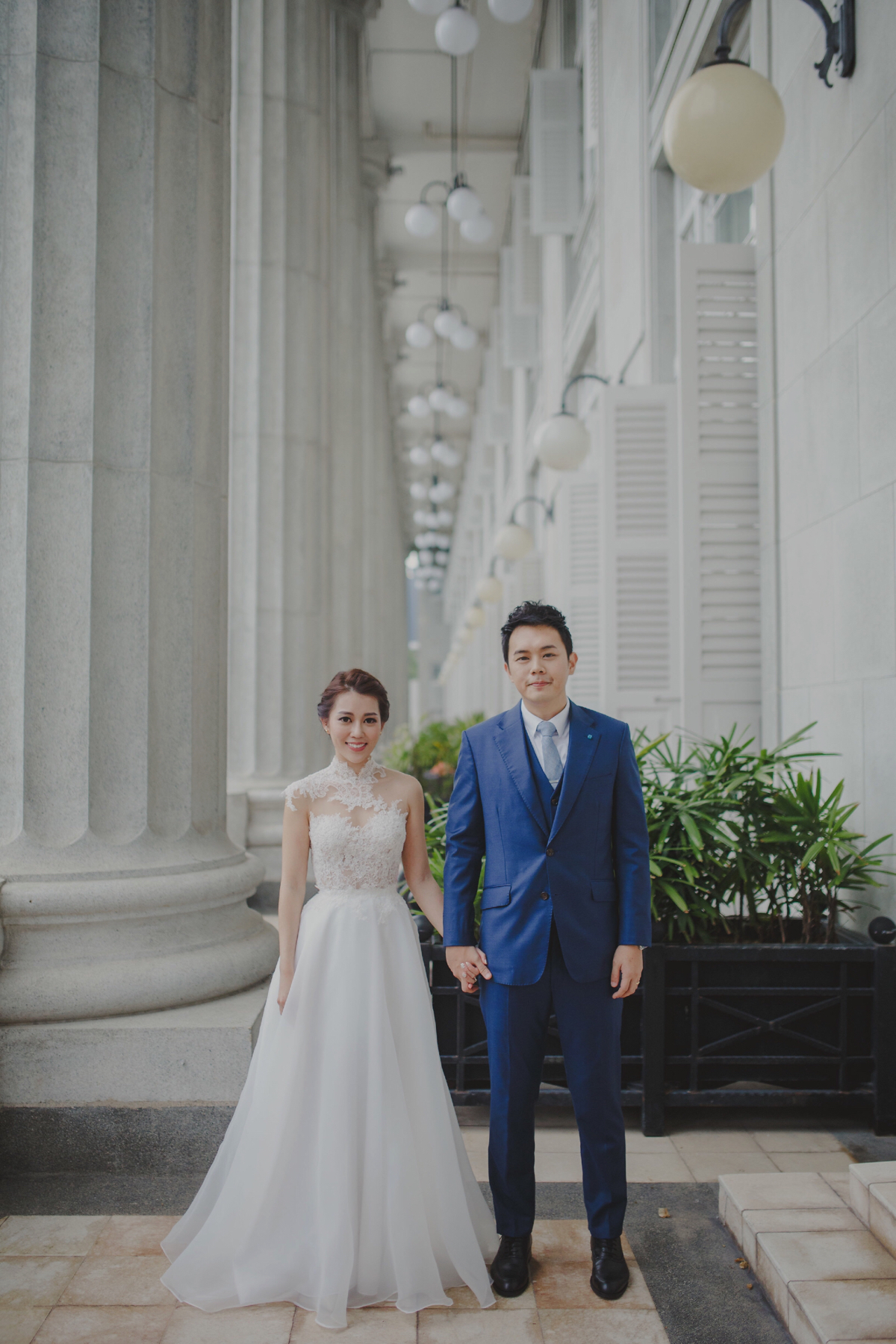 Junxi + How Kiat's Wedding Day  (Photographed by Adrian Seetoh Photography)