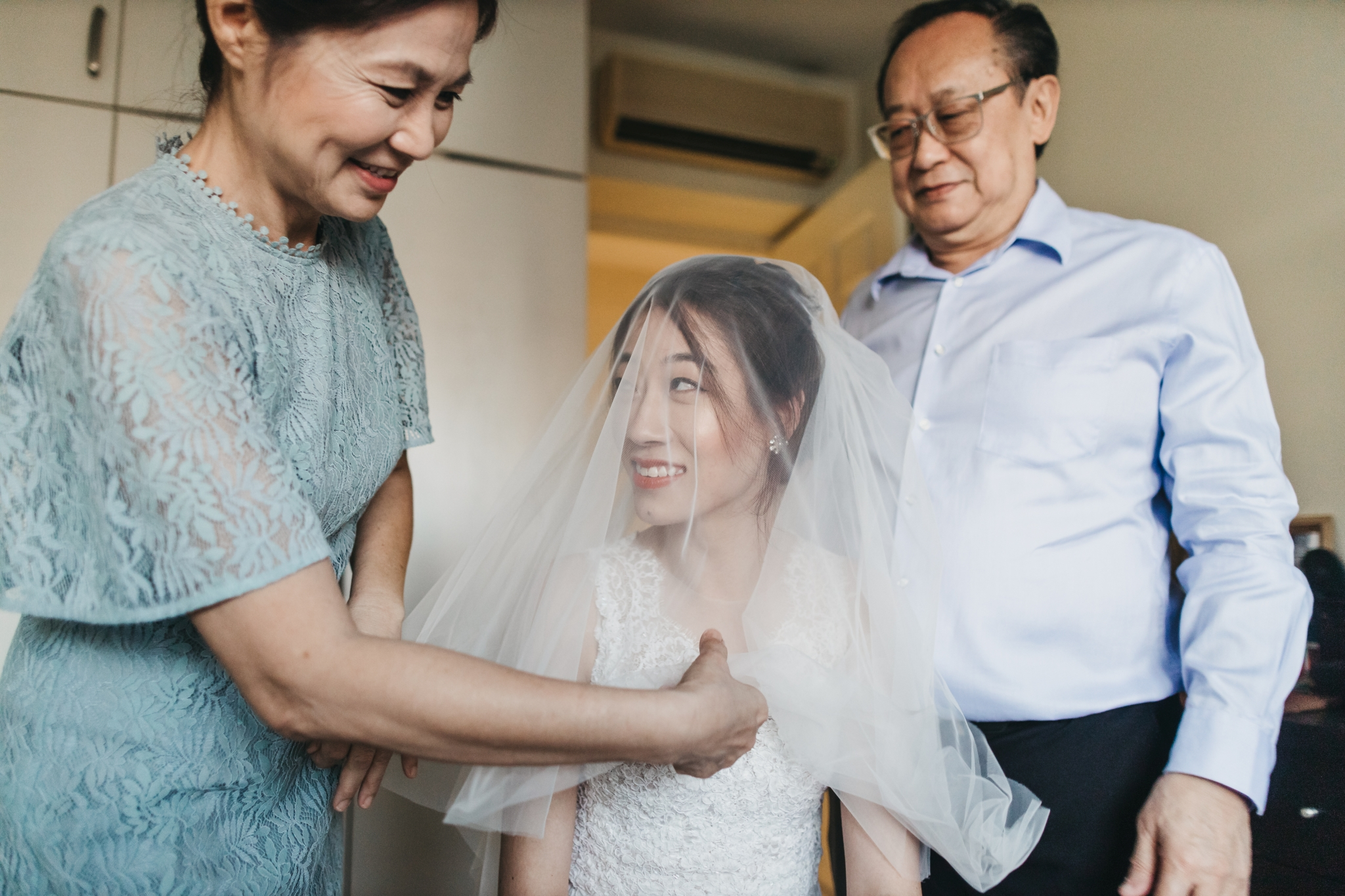 Shu En + Tim's Wedding Day