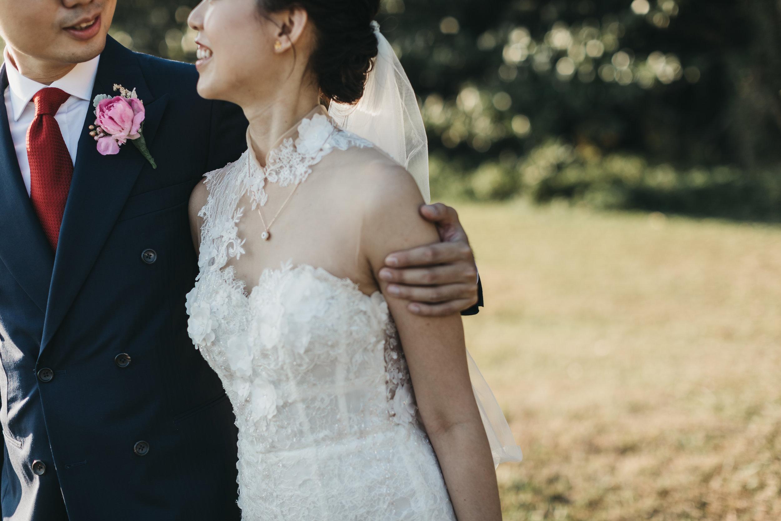 Cecila + Aaron's Wedding Day