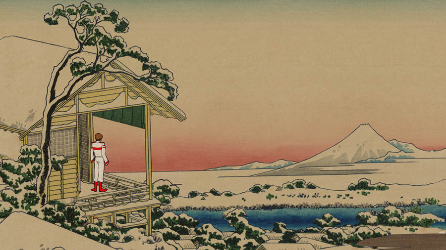 David Blandy , 'Anjin 1600: Edo Wonderpark', 2014