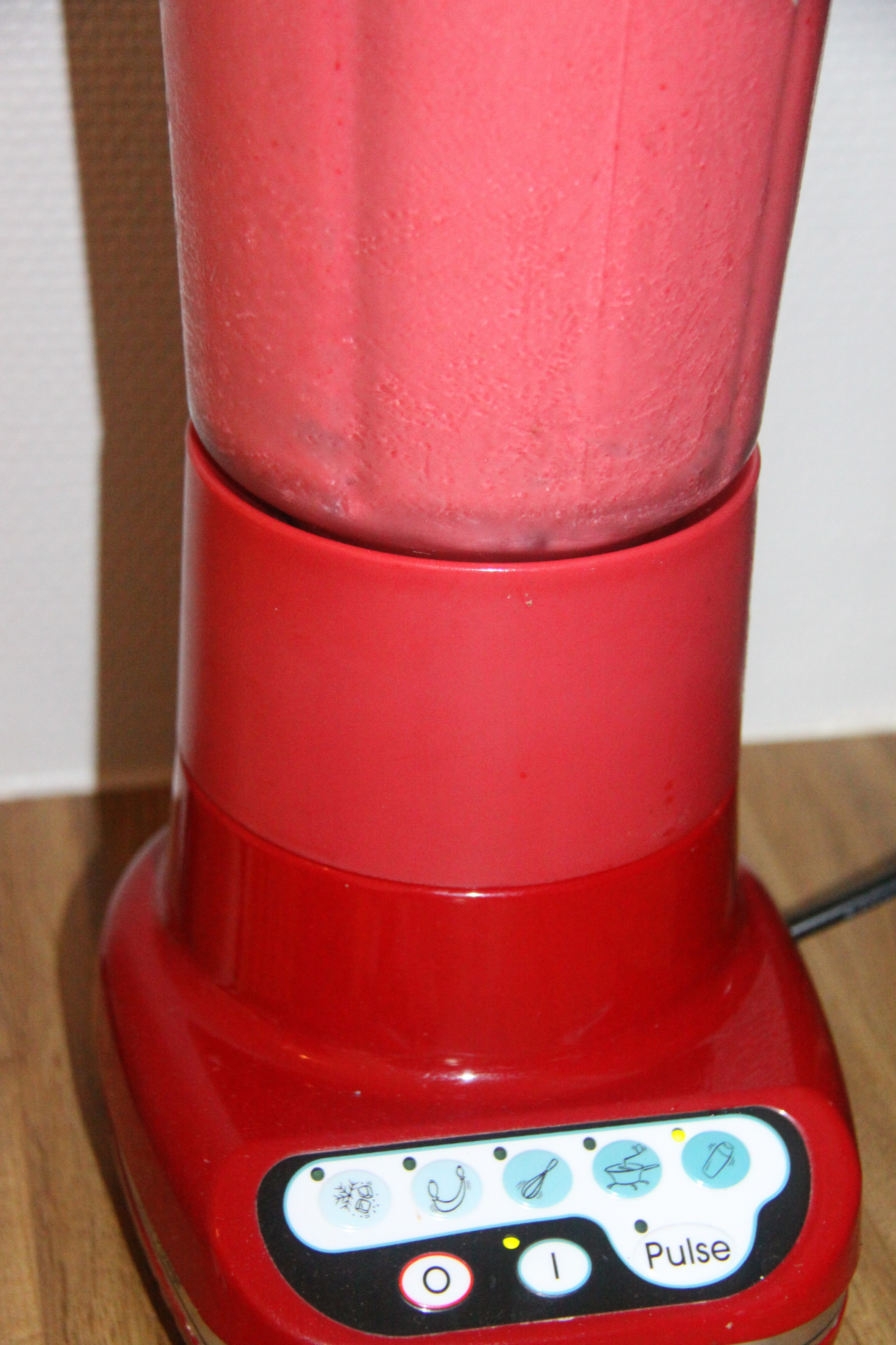 Rosa smoothie Lene G.