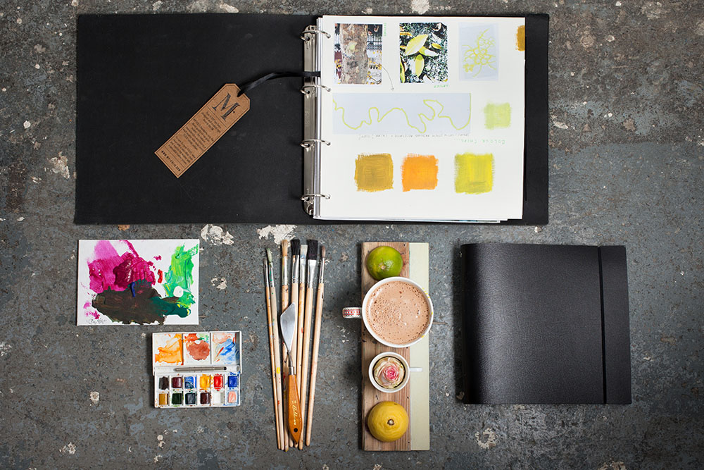 LEATHER sketchbooks - COMING SOON