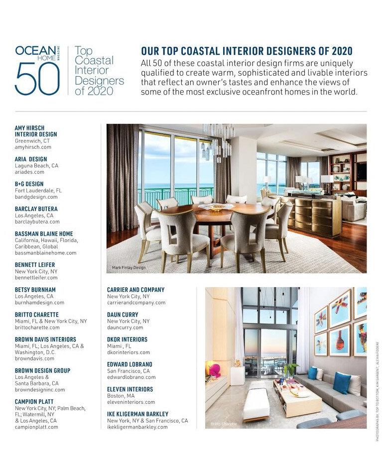 B G Design Inc Luxury Interior Design Miami