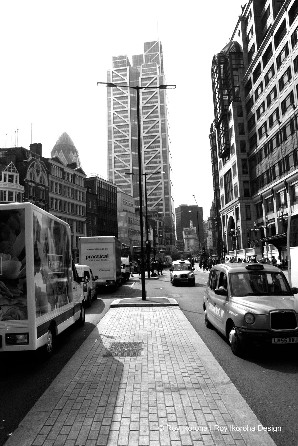 Bishopsgate   © Roy Ikoroha