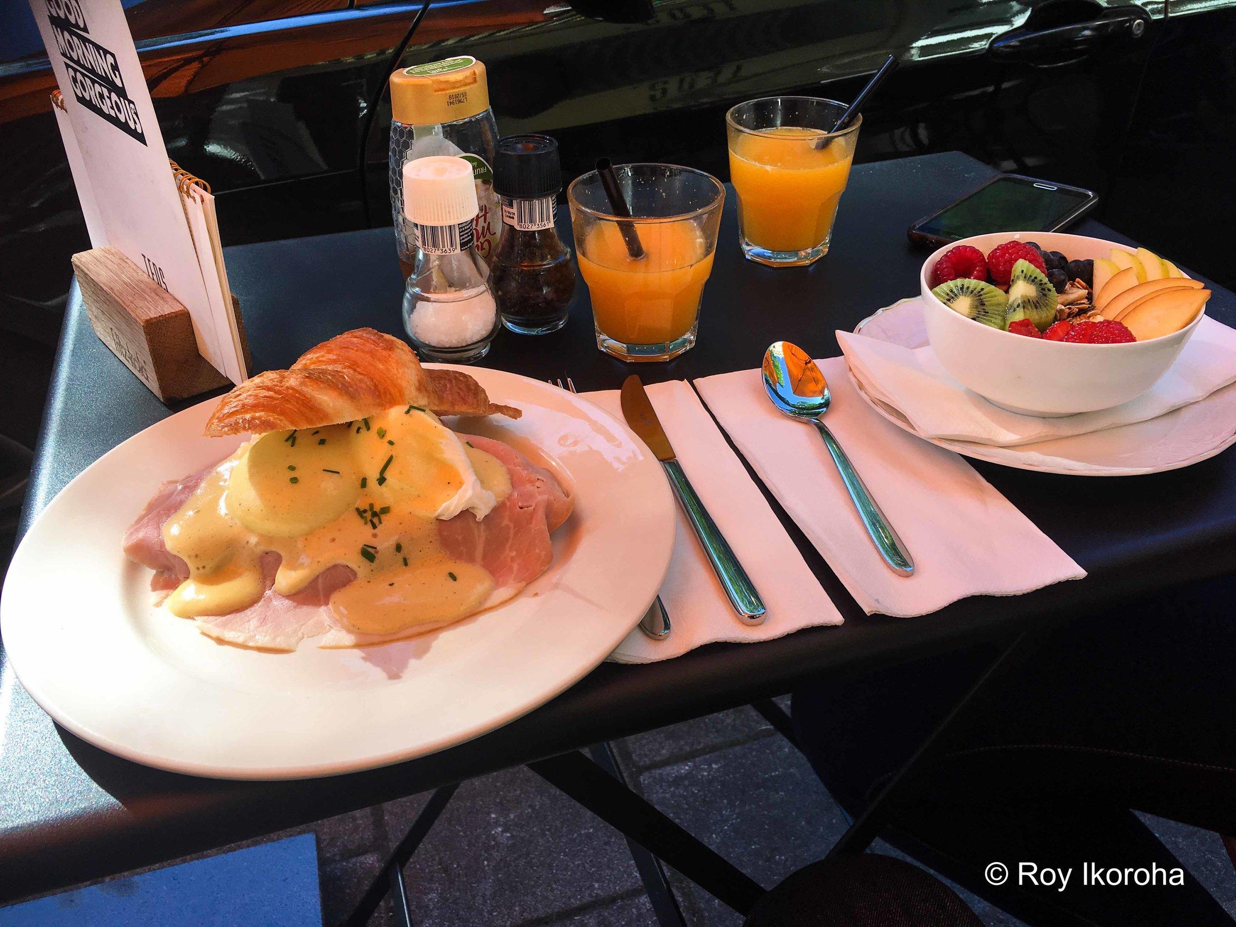 "Food of ""Ted's"" All Day Brunch & Spirited High Tea | Bosboom Toussaintstraat, Amsterdam, Netherlands"