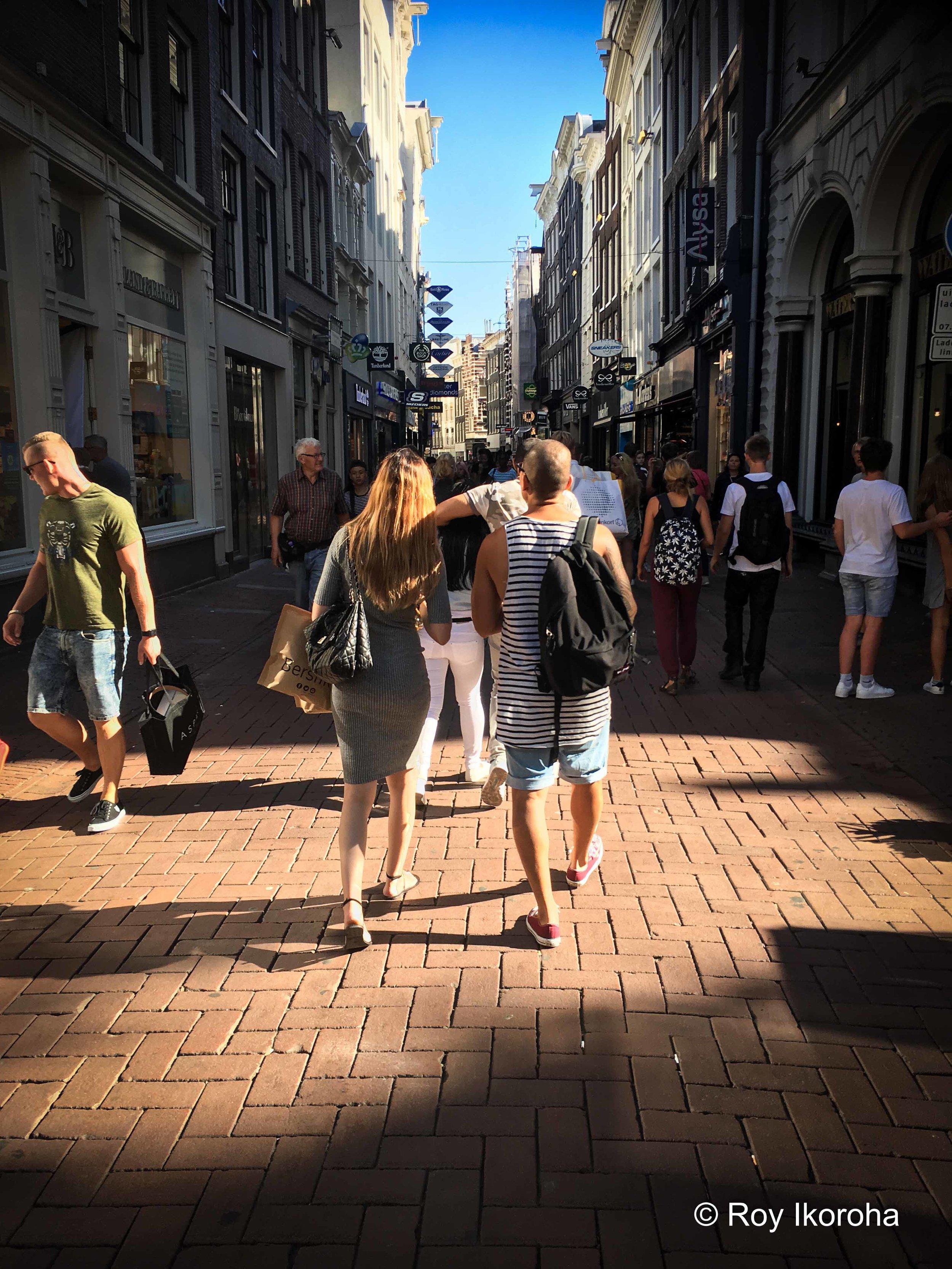 Shop central! Amsterdam, Netherlands