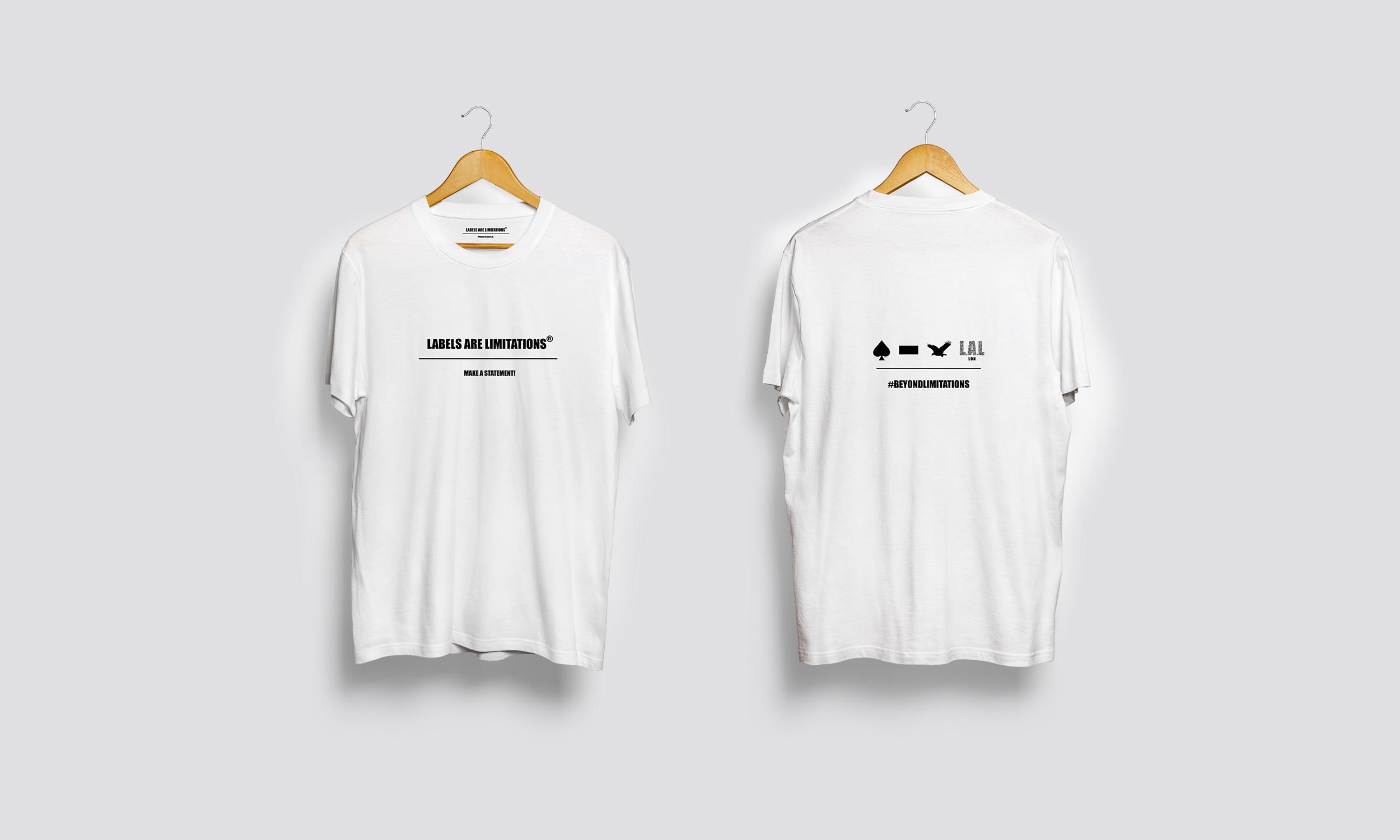 Flagship t-shirts, unisex.