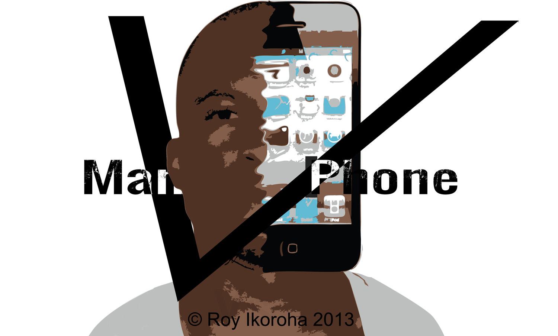 Man V Phone