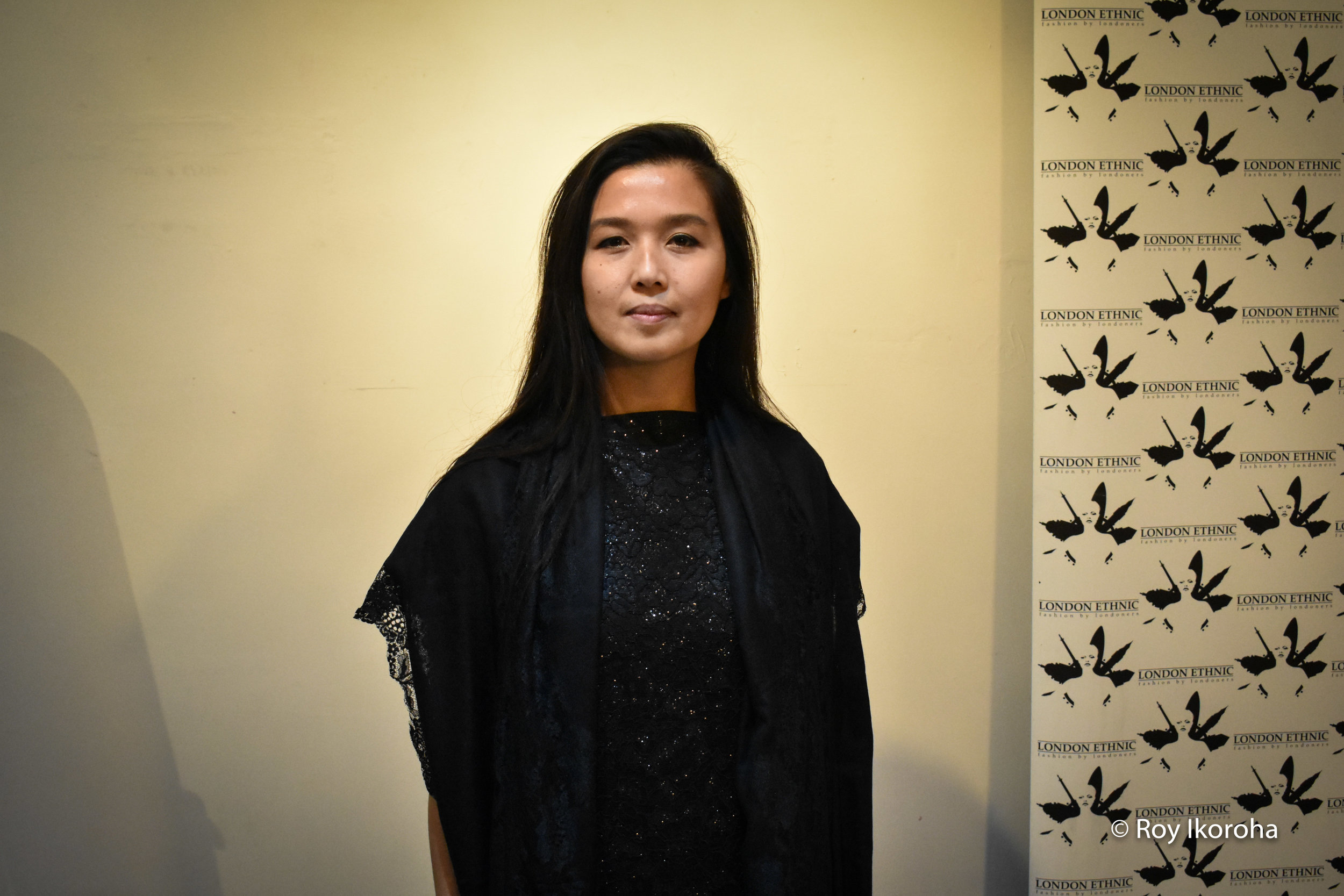 Catherine Pham for London Ethnic, photographed at 508 King's Road Gallery, Chelsea, London