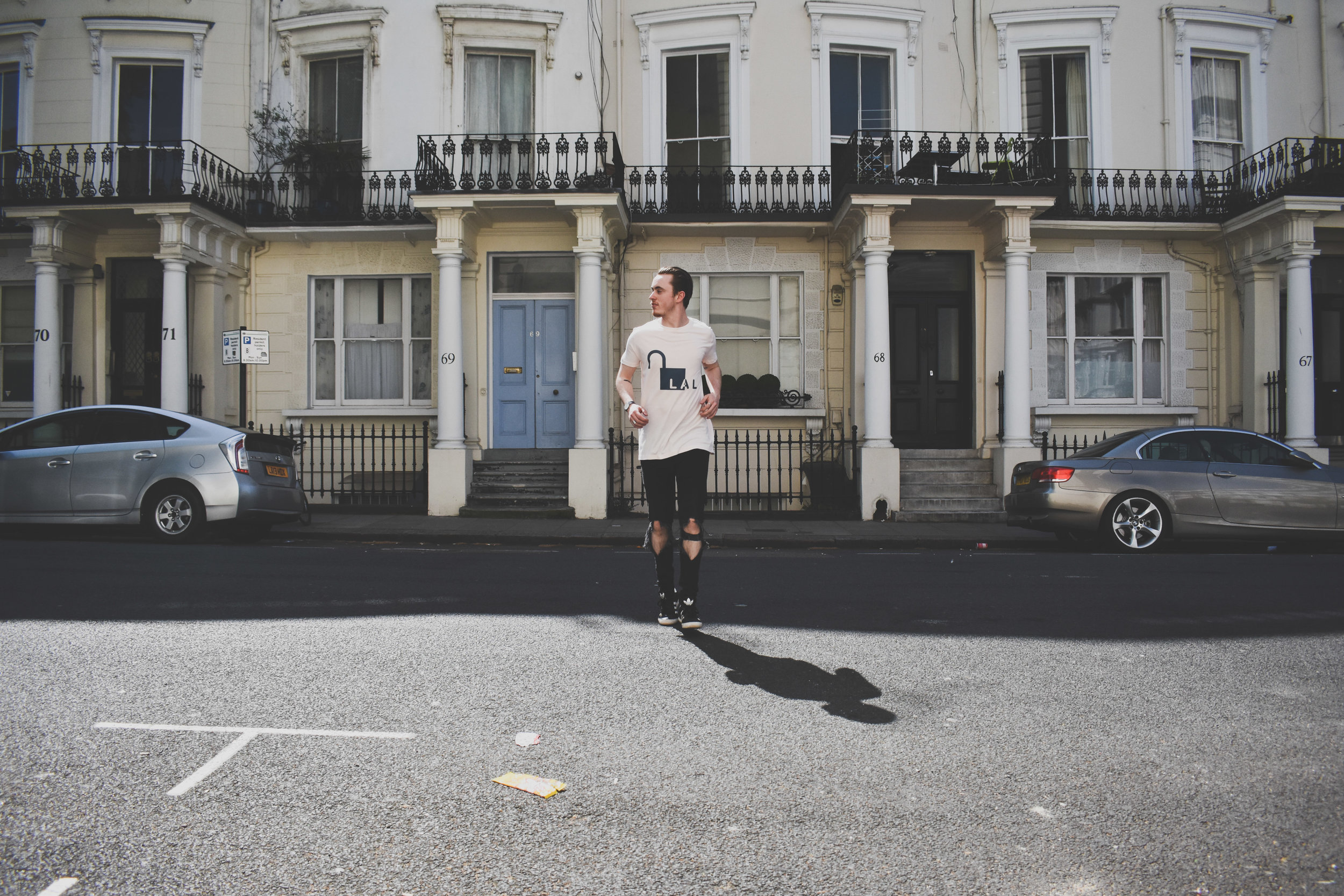 Jack Clarke, Notting Hill, London