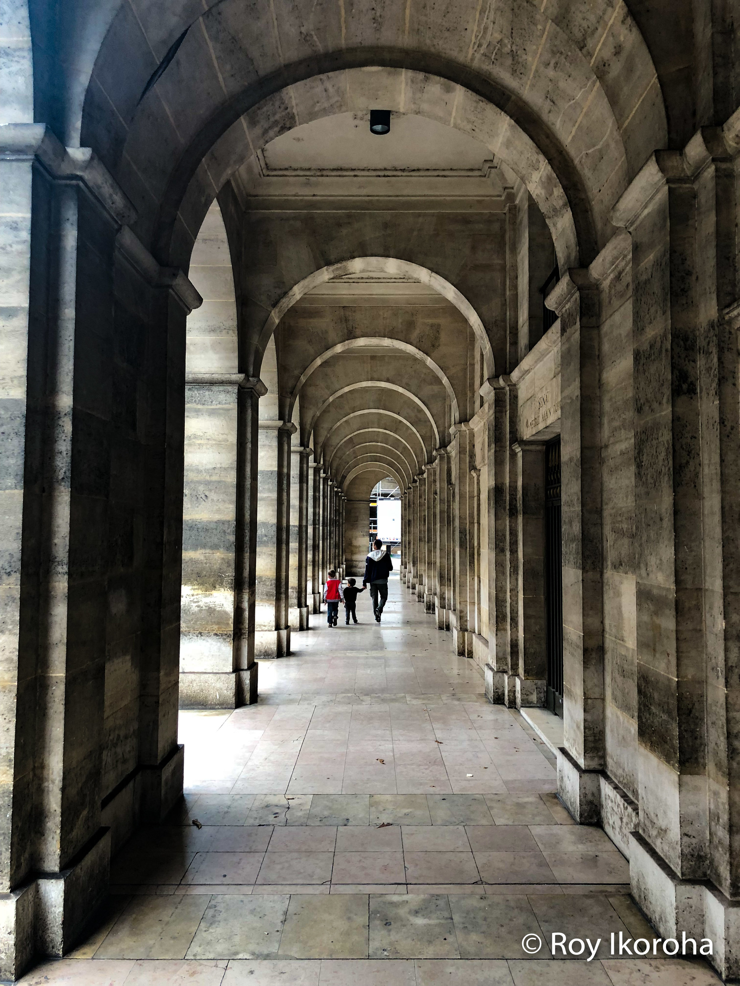 Perspective, Paris