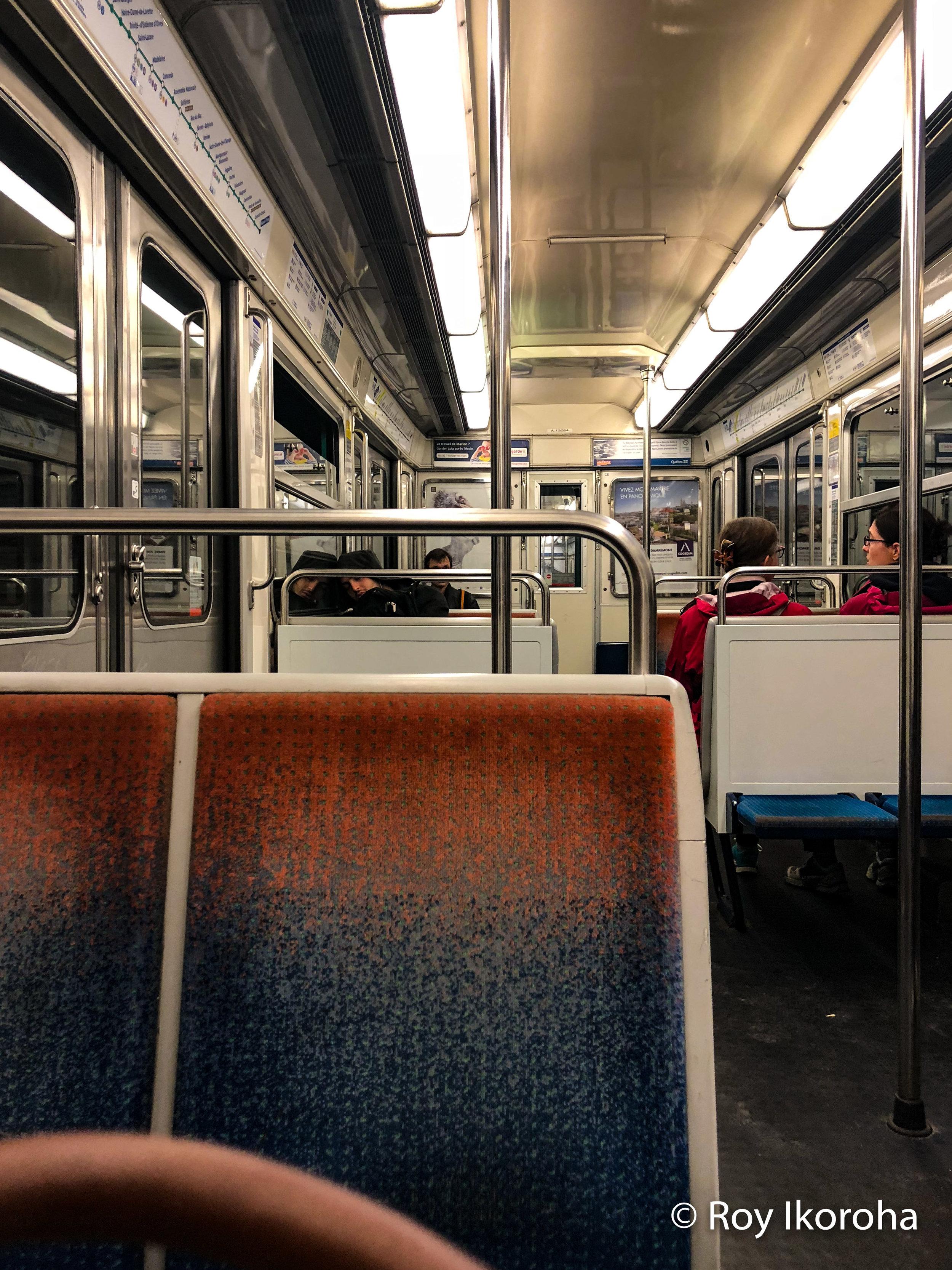 Paris Metro, Paris