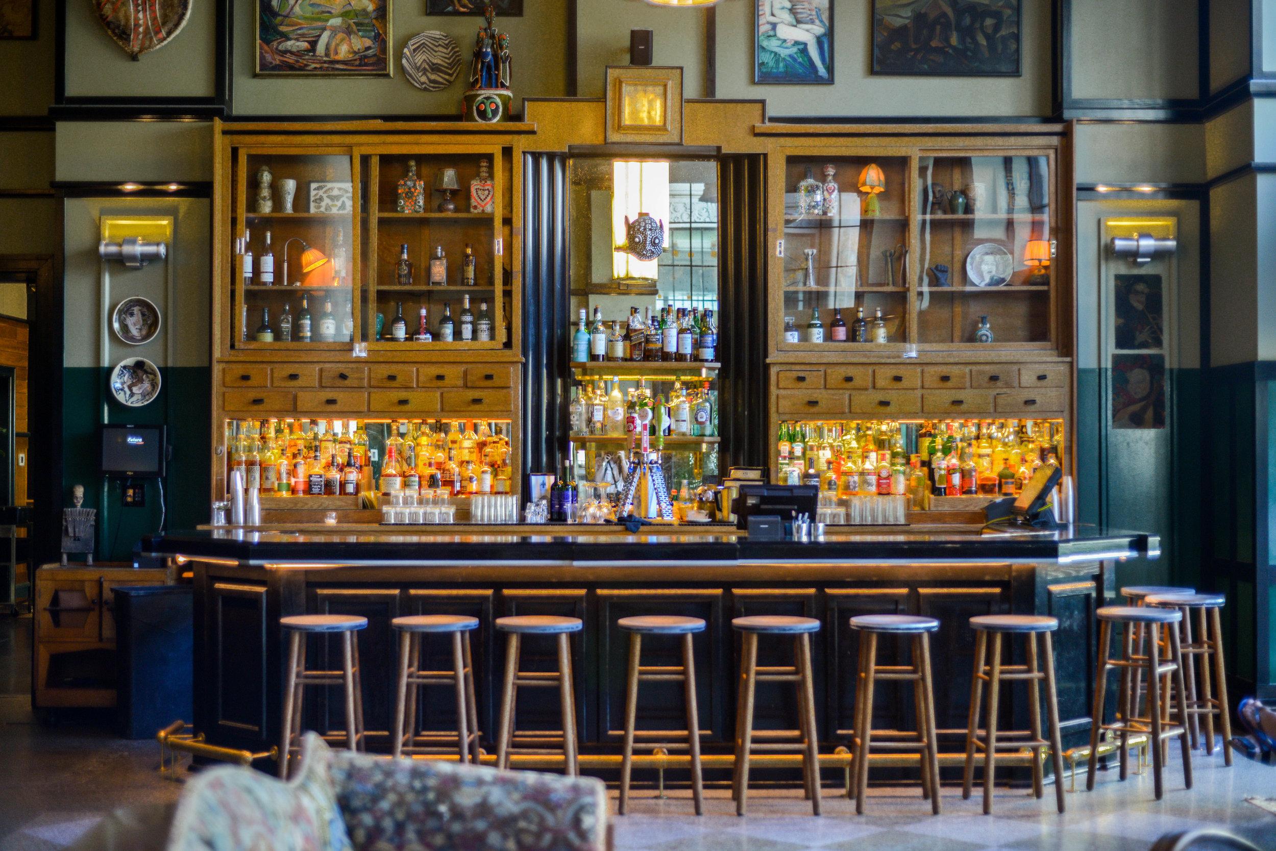 The Hotel Bar | Photo: Lauren L Caron © 2016