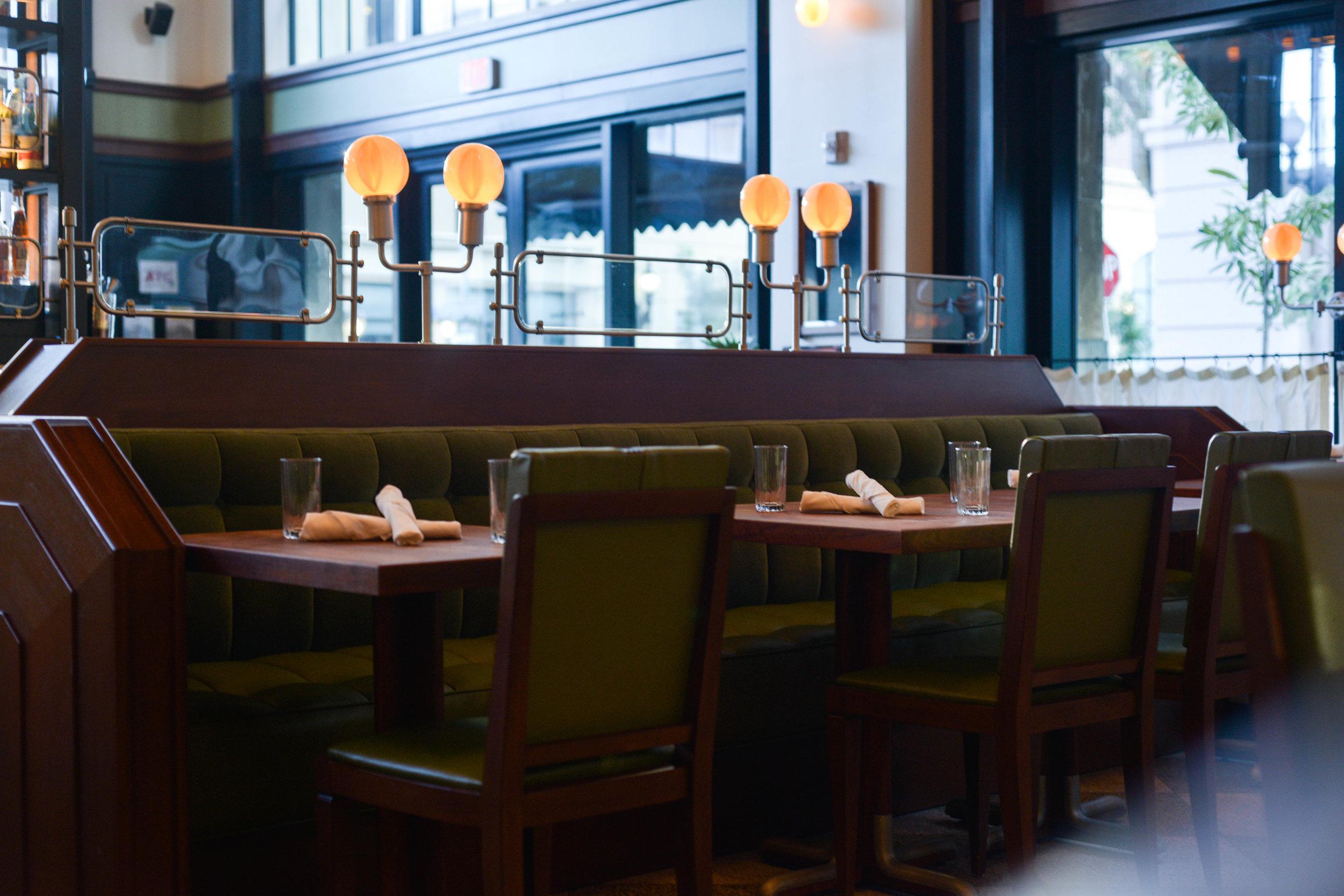 The Hotel Restaurant - Josephine Estelle | Photo: Lauren L Caron © 2016