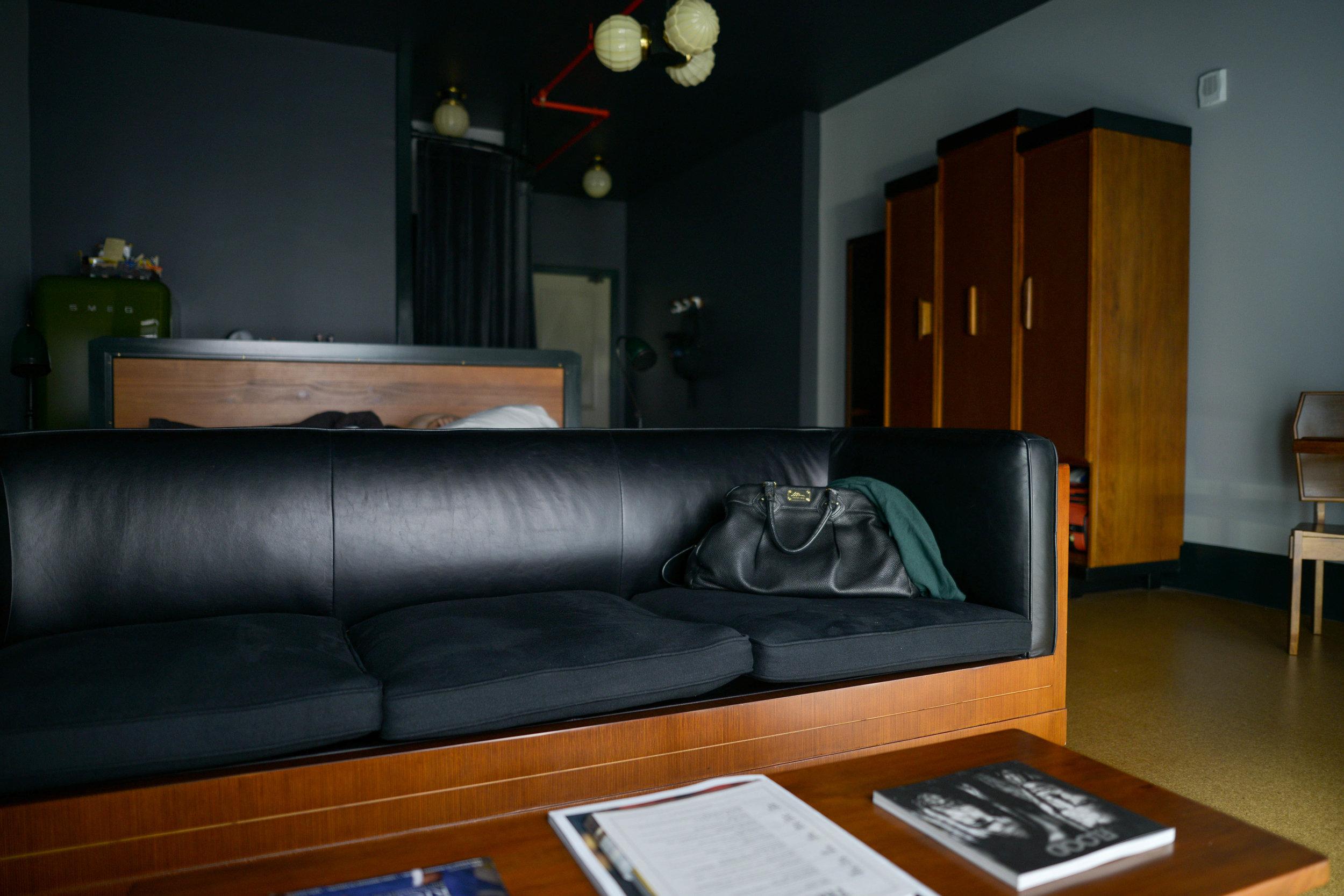 Our Hotel Room | Photo: Lauren L Caron © 2016