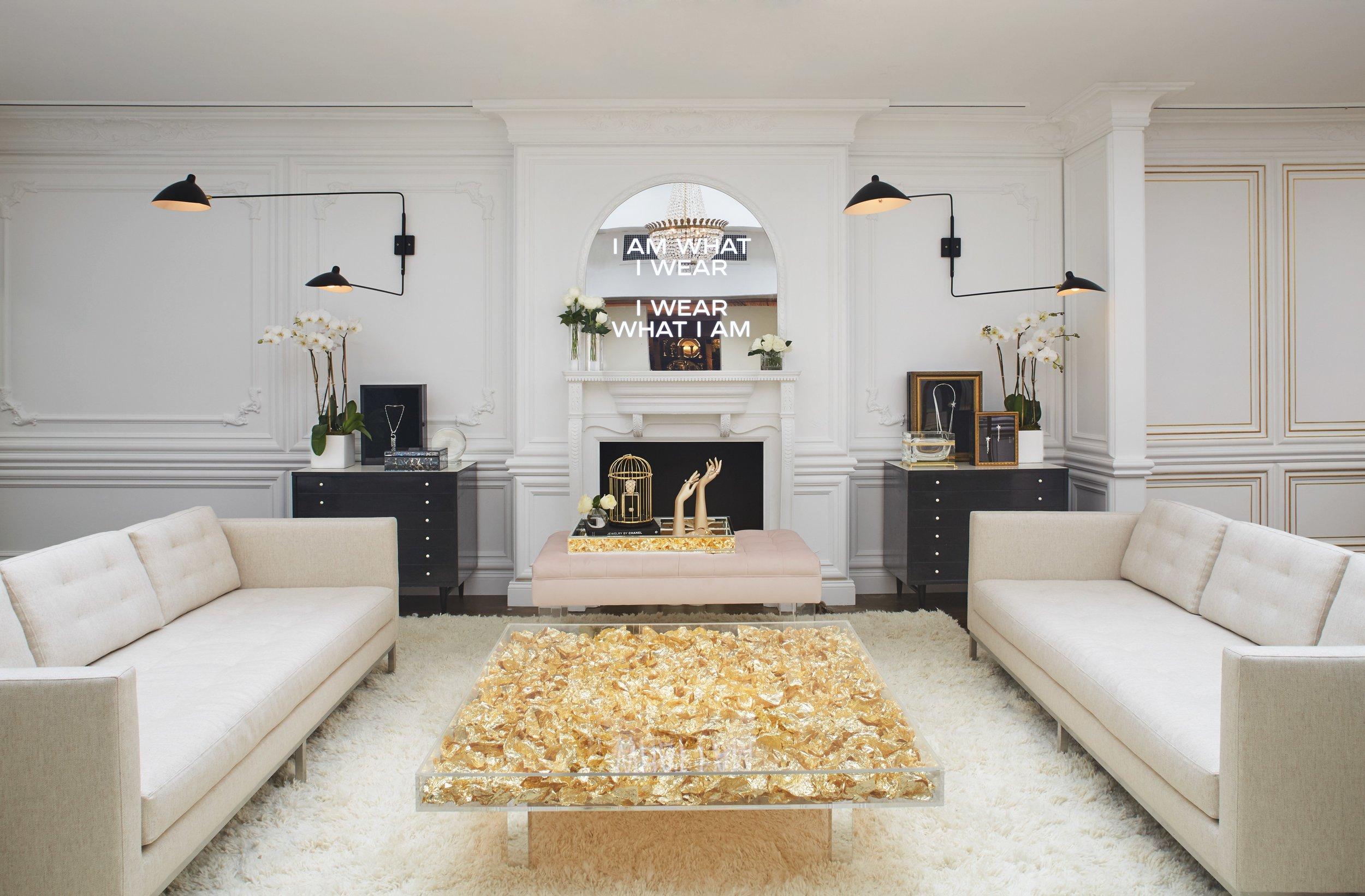 Chanel Boutique @ Bergdorf Goodman | Architectural Digest