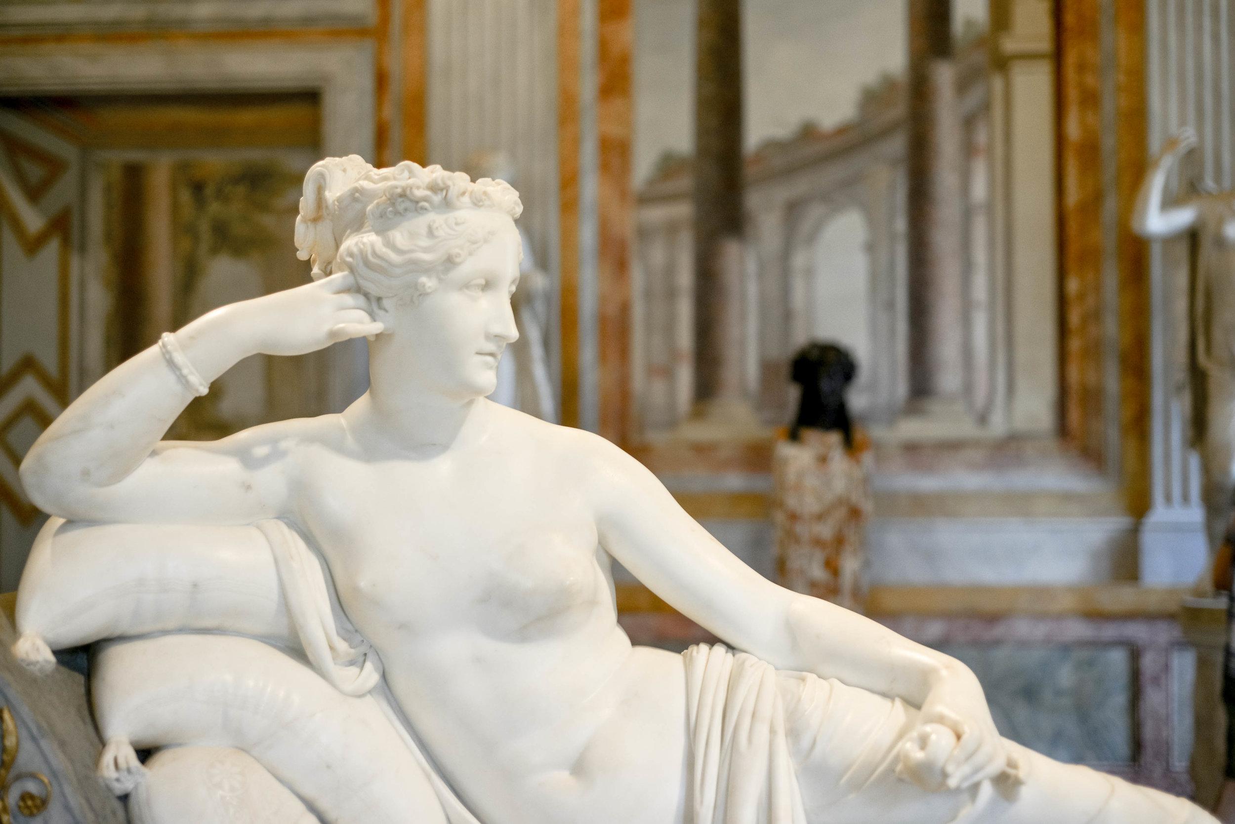 A Layered Life Rome Lauren L Caron © 2017