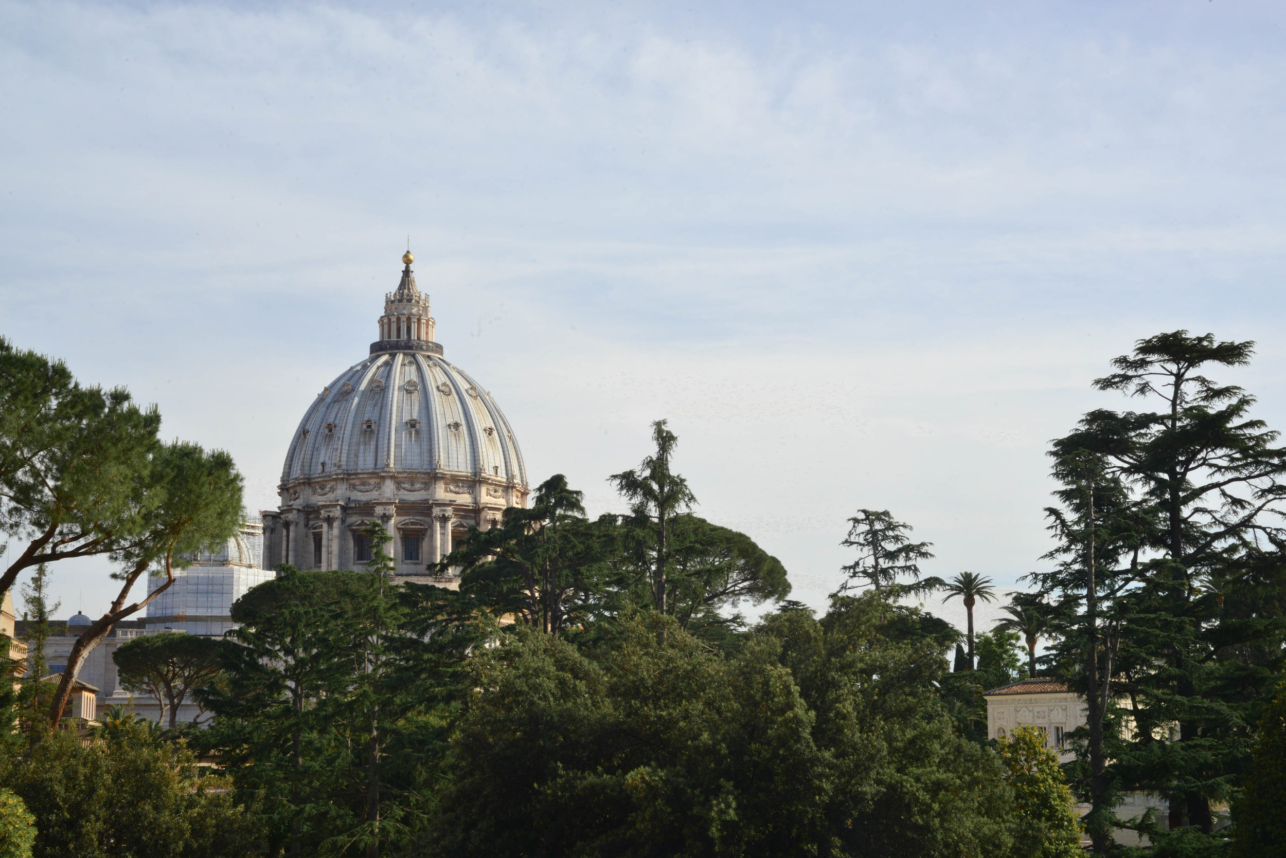 The Vatican | Lauren Caron © 2017 A Layered Life