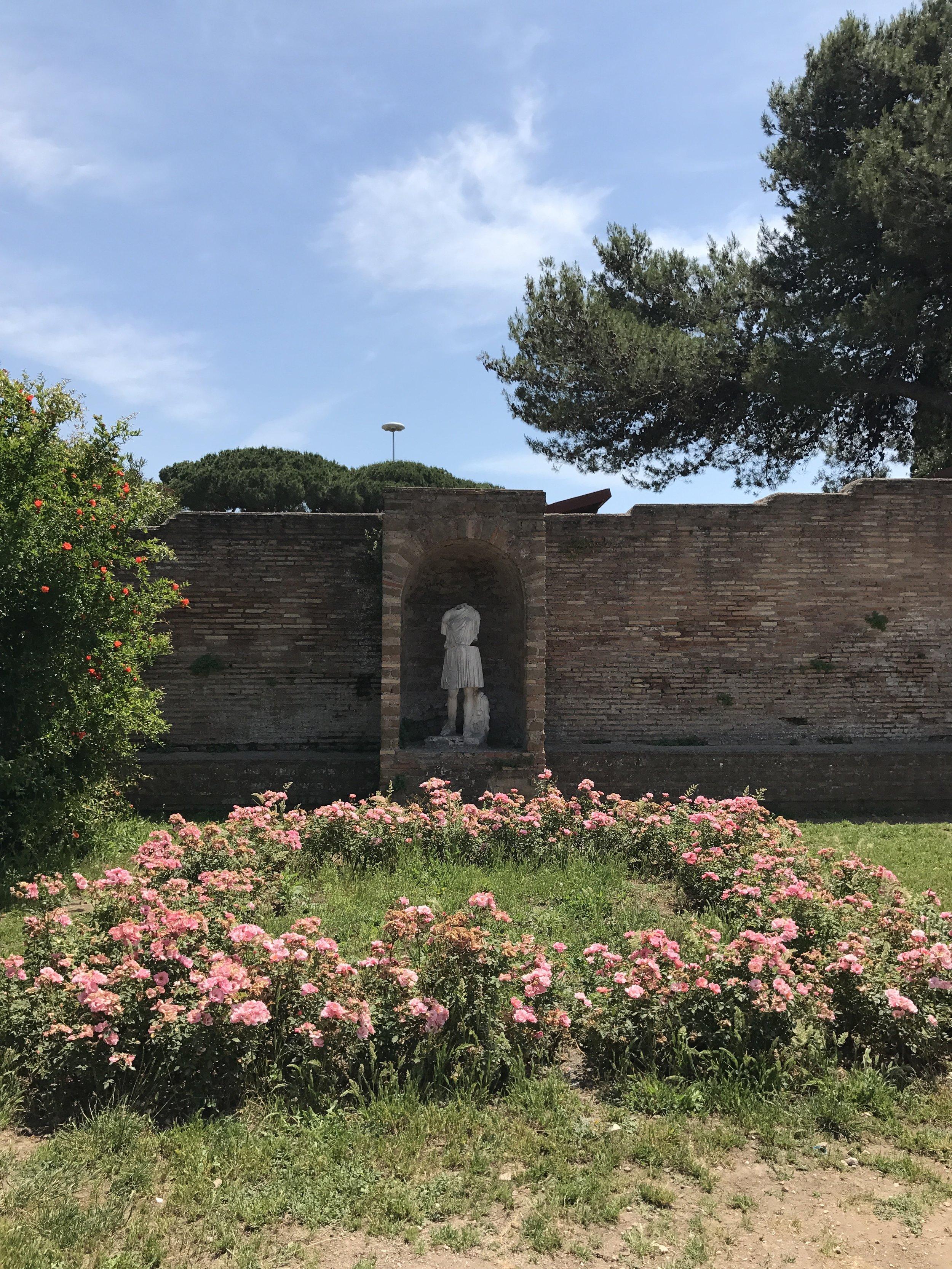A Layered Life Rome | Lauren Caron © 2017
