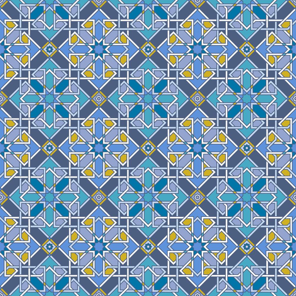 Blue Lattice