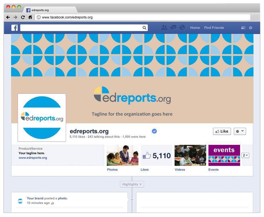 Sample Facebook Design