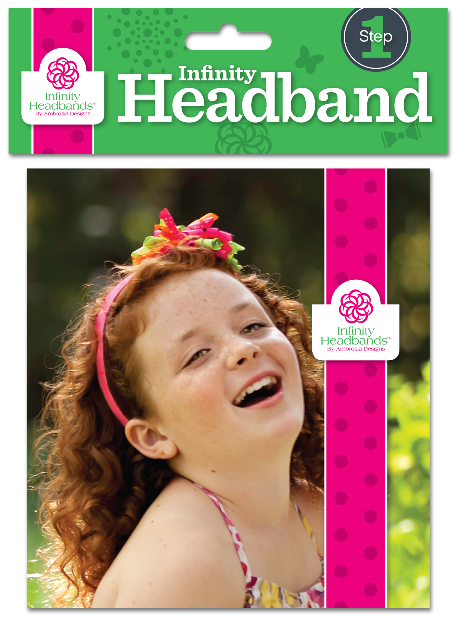 Headband Package Front