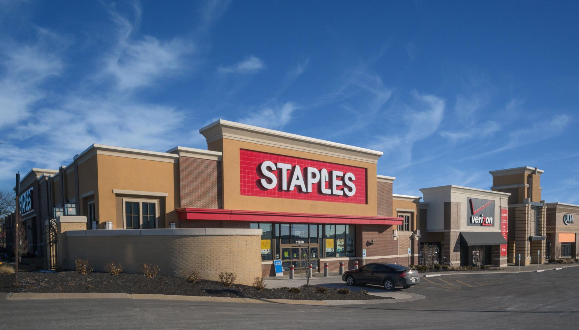 Staples — KLOVER ARCHITECTS