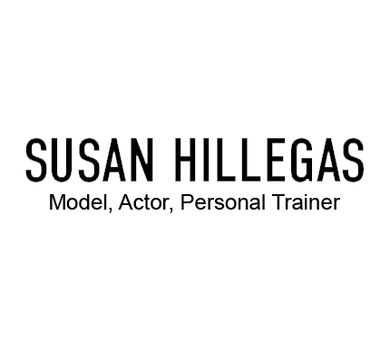 Susan Hillegas - model, actor, personal trainer