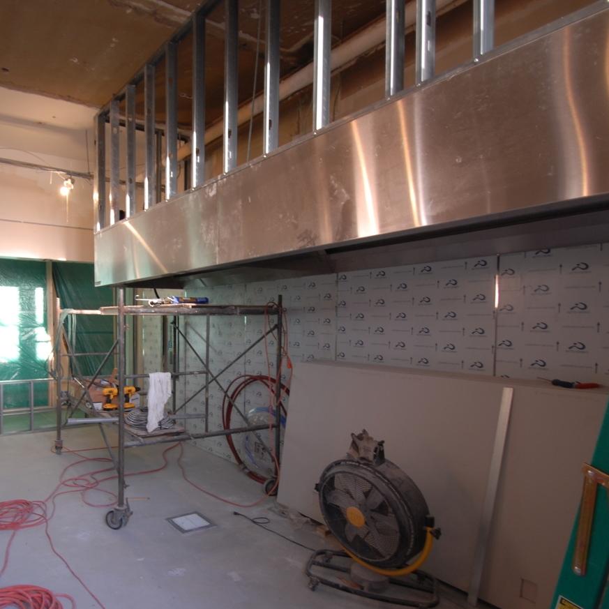 St. Bernard Cafeteria Renovation