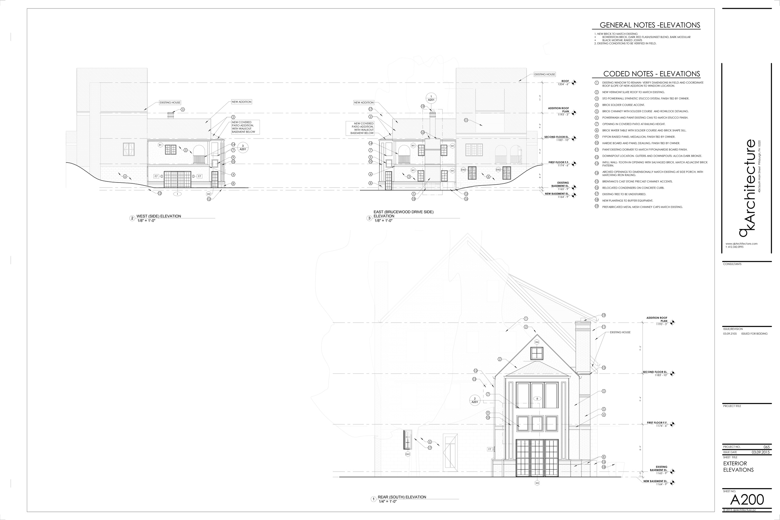 PROCESS: Construction Documents