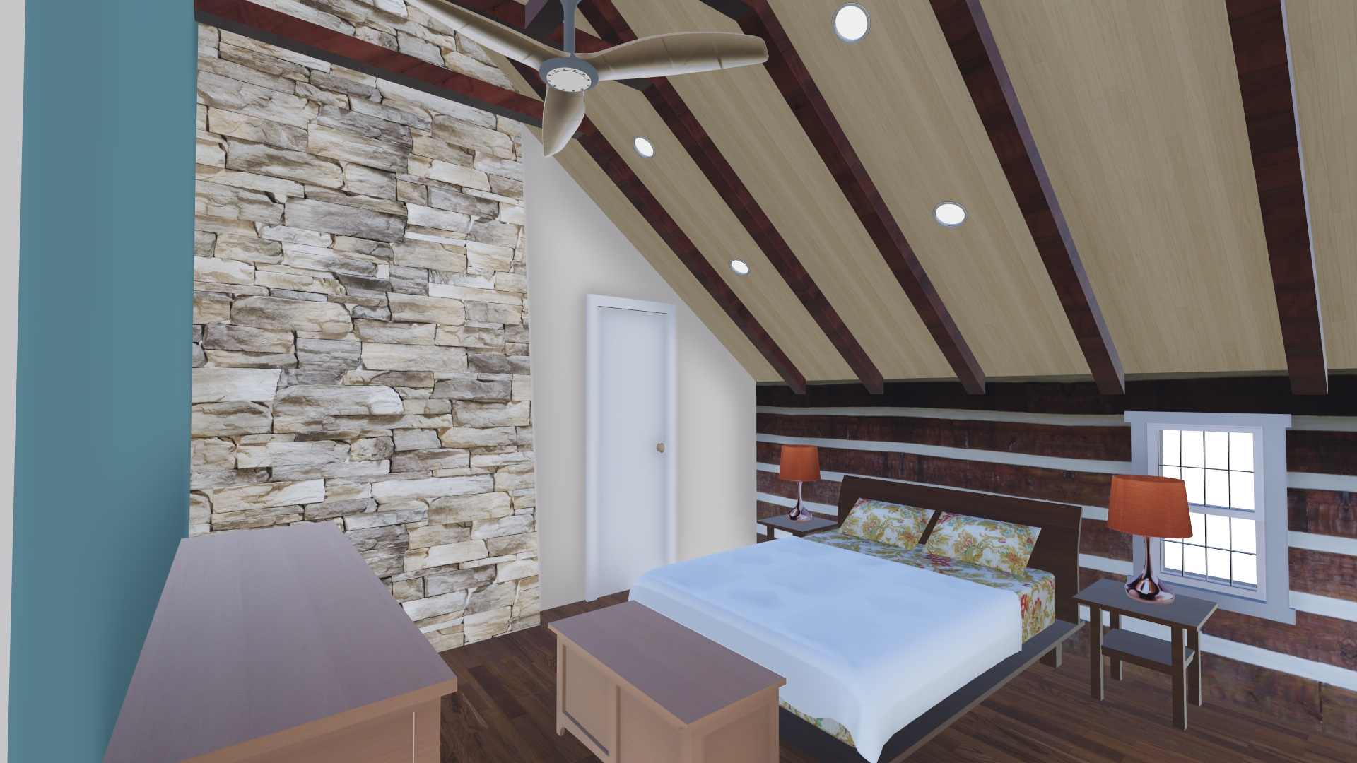 PROPOSED: Master Bedroom
