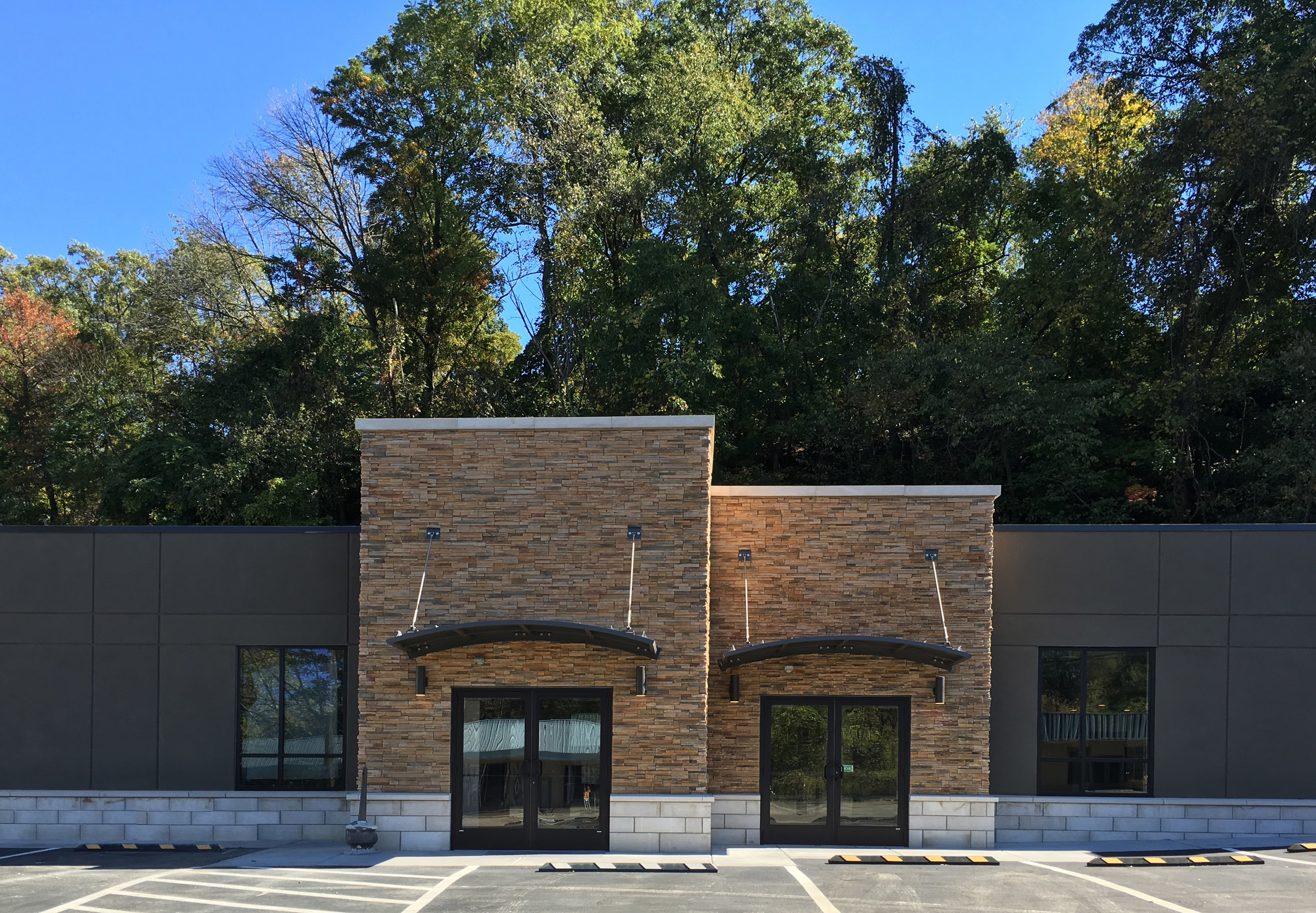 COMPLETED: Facade renovation