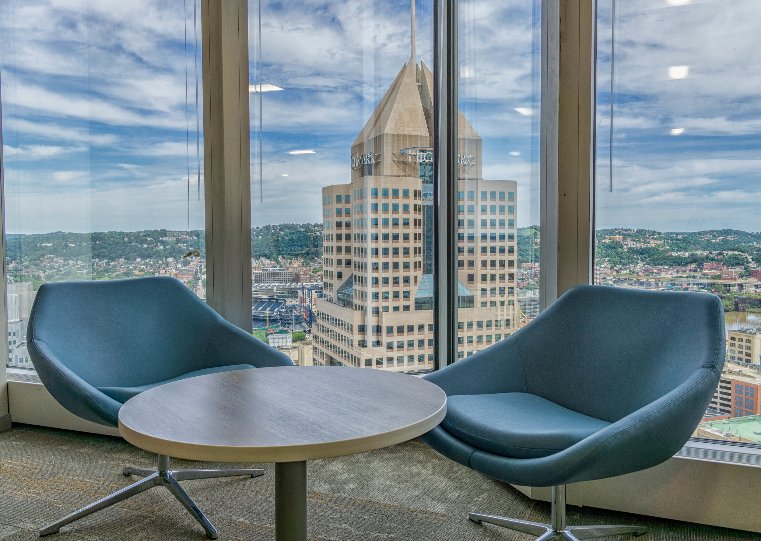 COMPLETED: BrickStreet Insurance Pittsburgh Office