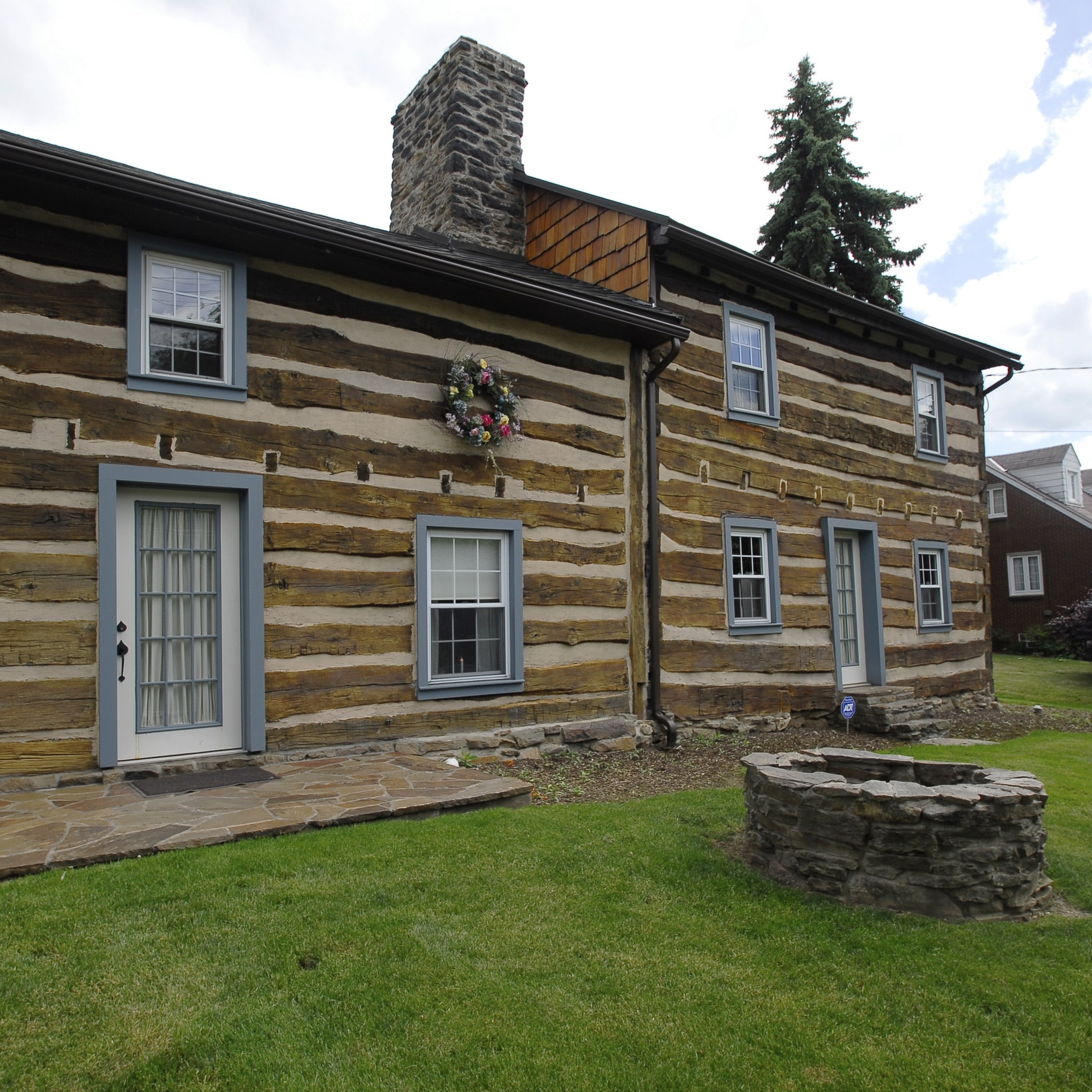 Johnson Log House Renovations