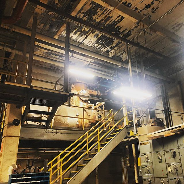 When your site visit is the set of Breaking Bad #sitevisit #comingsoon #adaptivereuse