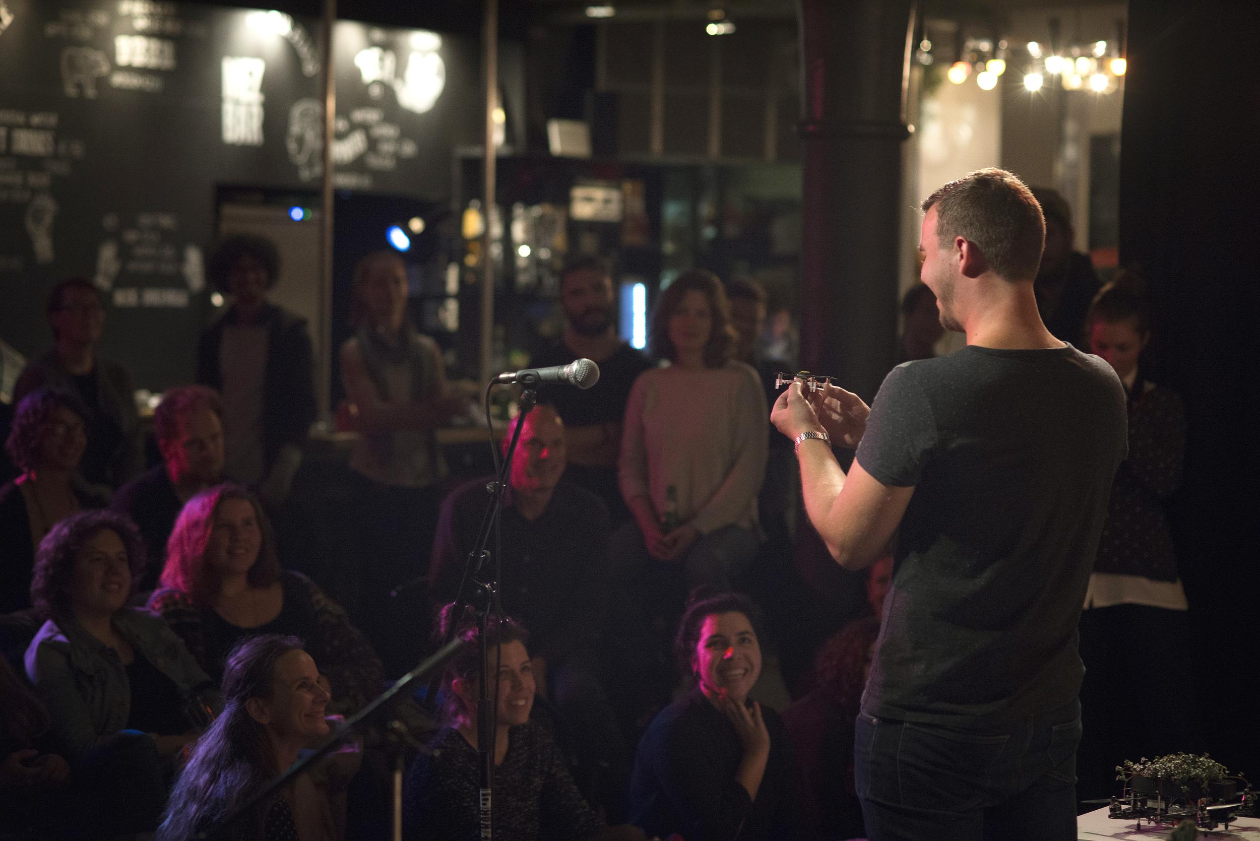 """Rob van der Berg presents """"Nova Eden"""""""