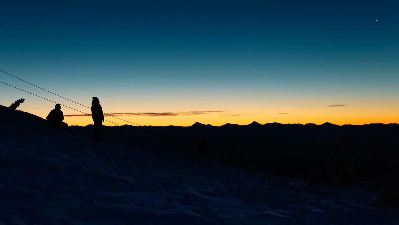 ABSOLUT - BIG WHITE MOUNTAIN