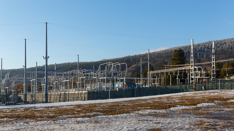 Merritt Substation