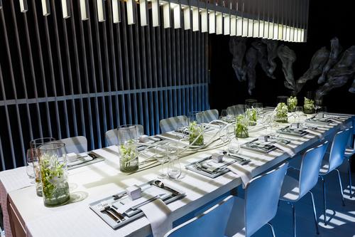 MONOGRAM DINNER BY DESIGN