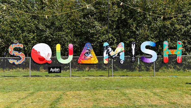 SQUAMISH VALLEY MUSIC FESTIVAL