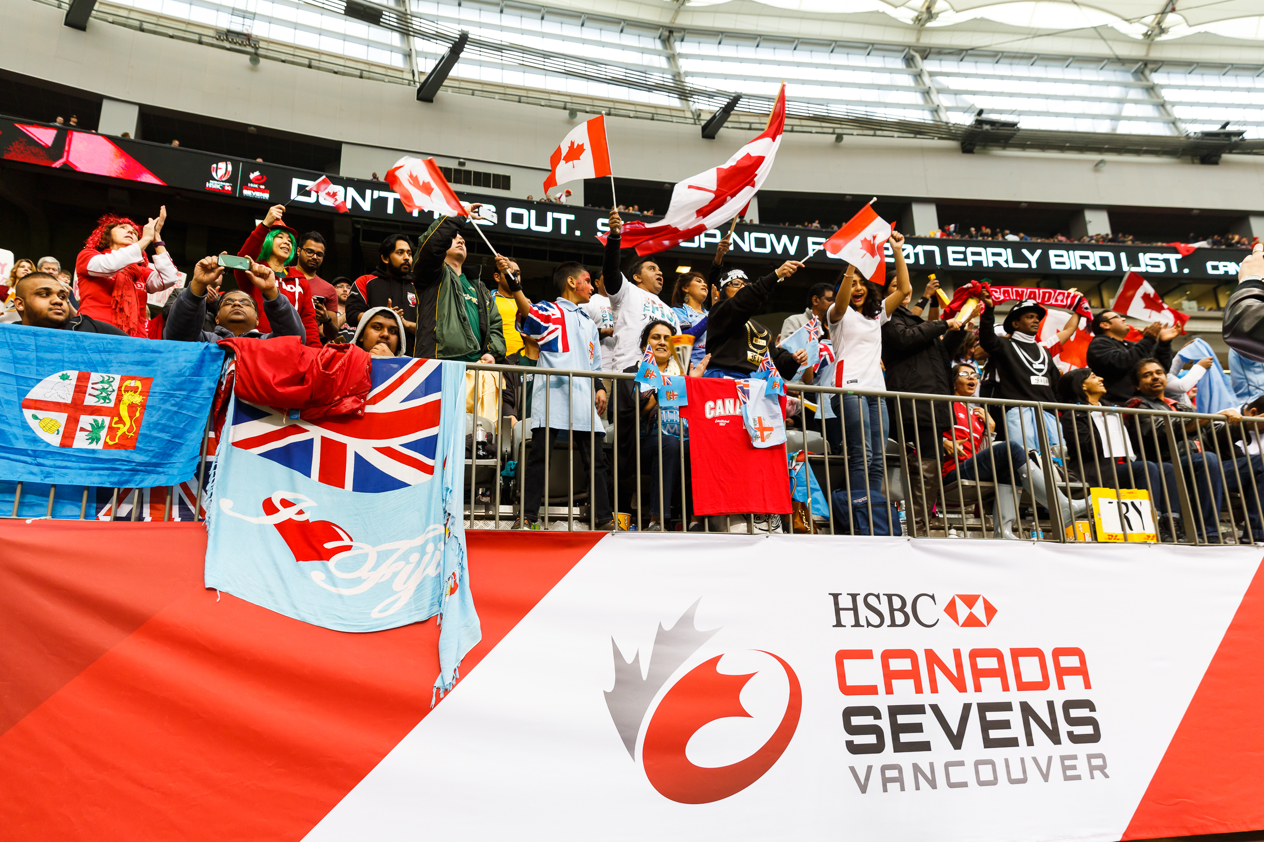 CANADA RUGBY SEVENS 2016