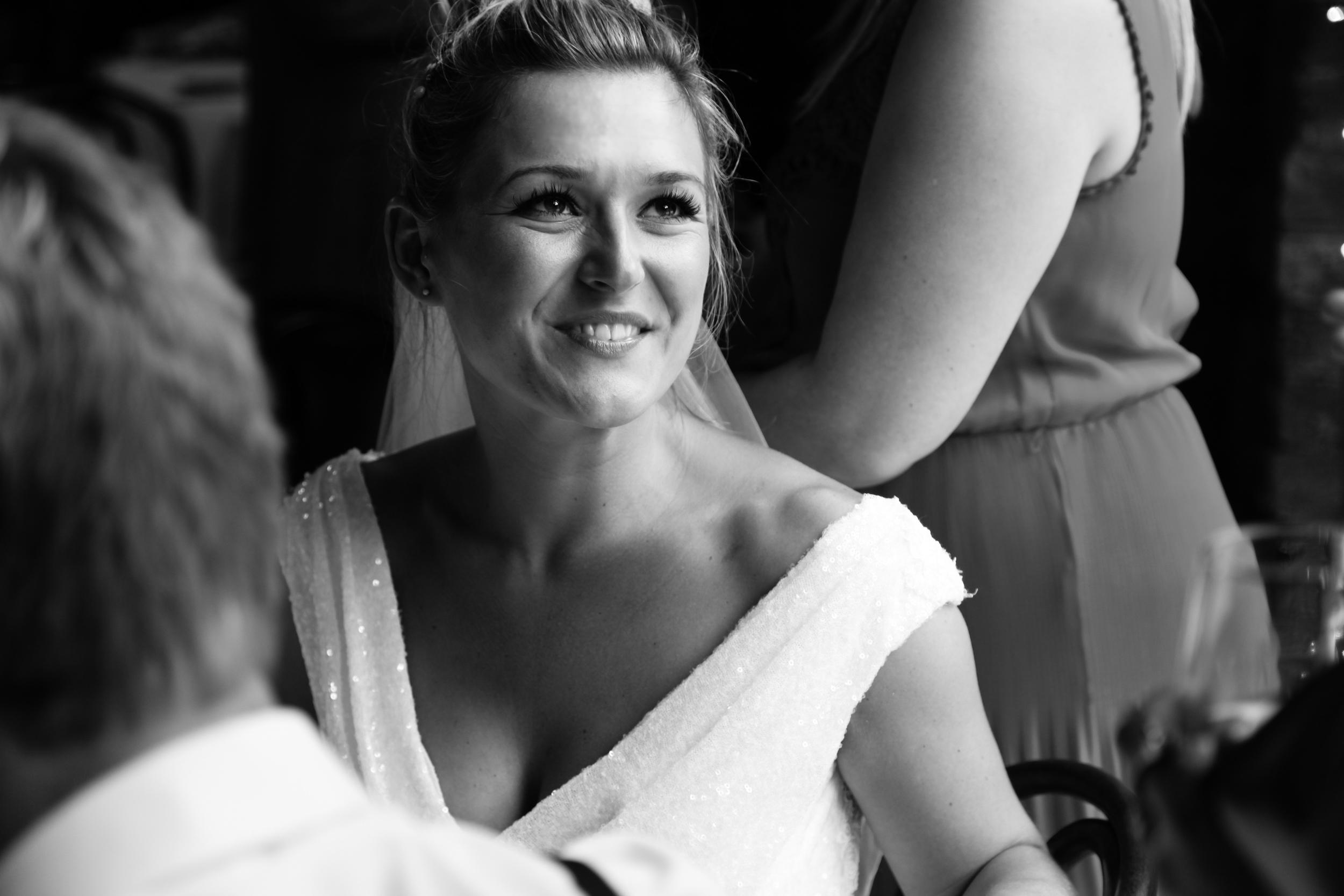 Bride Smile