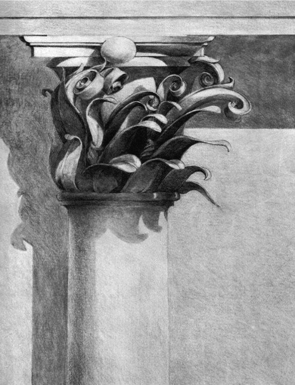 Gerd Neumann:  Study for an imaginary capital, 1980.