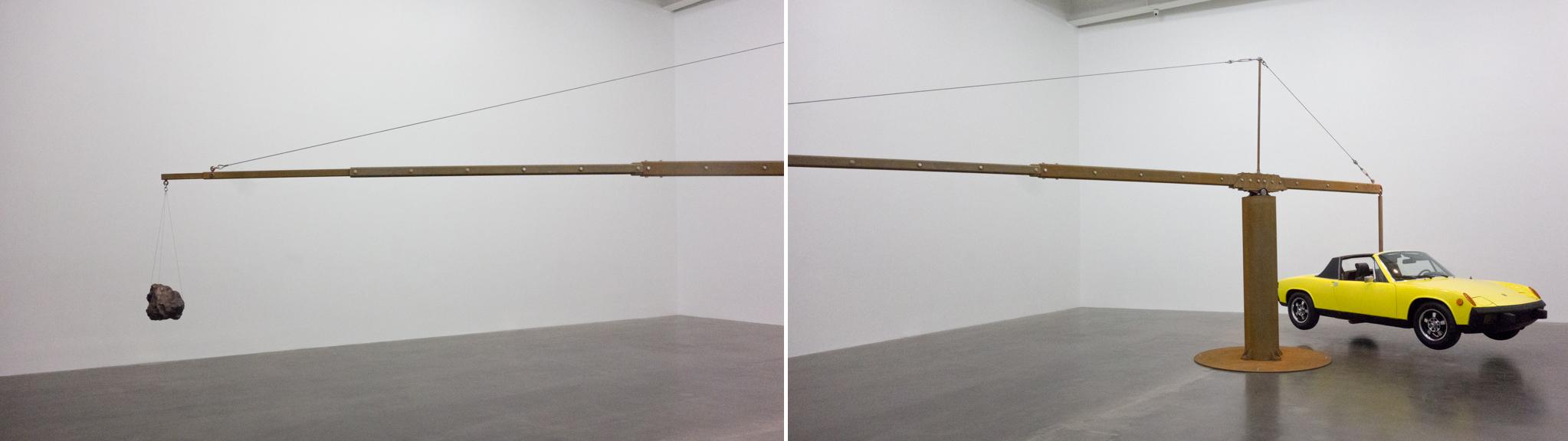 Chris Burden Exhibition | New Museum
