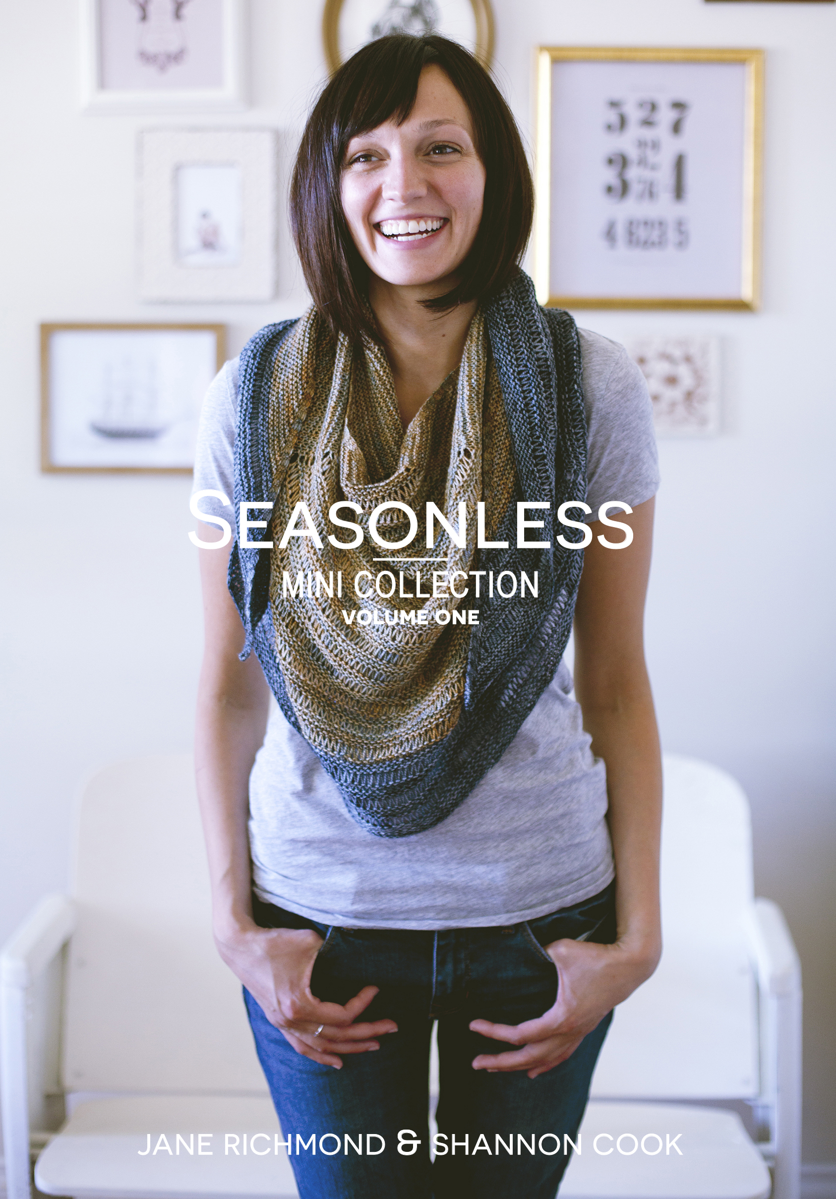 Seasonless by Shannon Cook and Jane Richmond #journeyknits